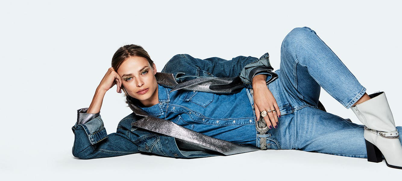 Topshop it. Discover the new campaign.