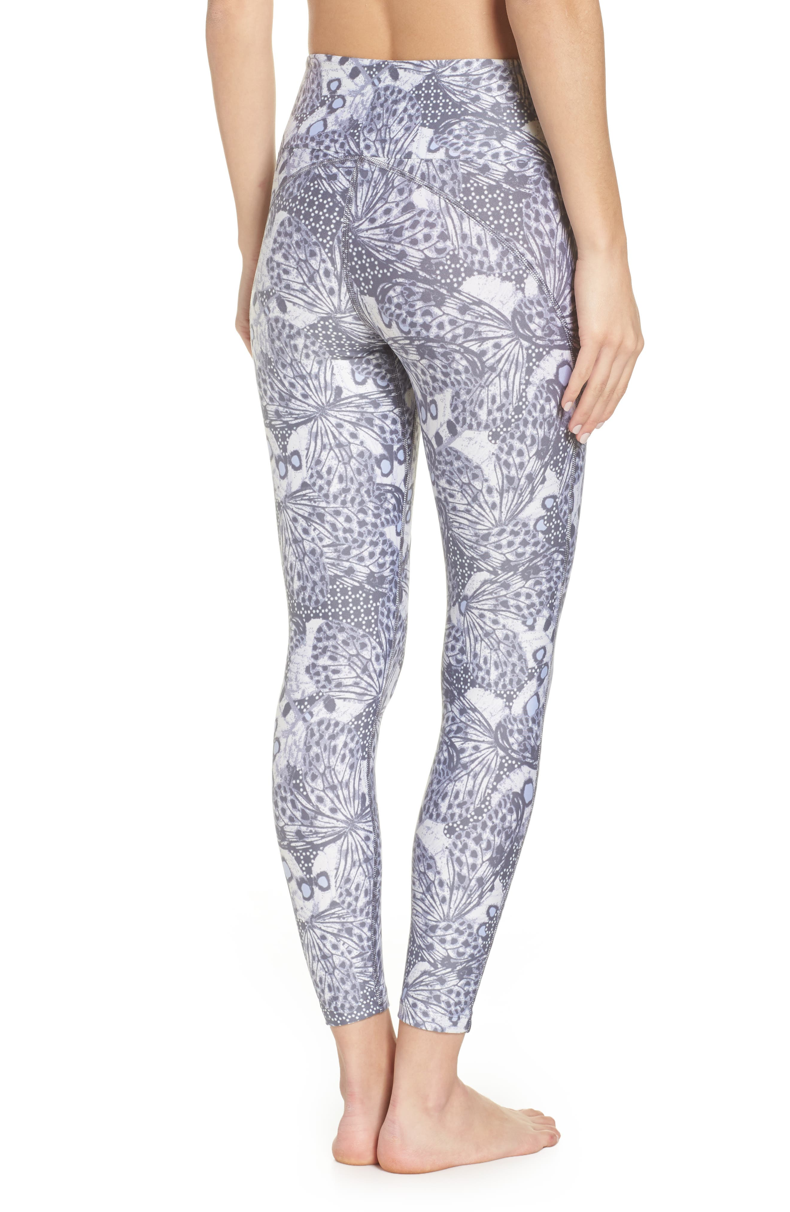 Dazzling Jungle Leggings,                             Alternate thumbnail 7, color,