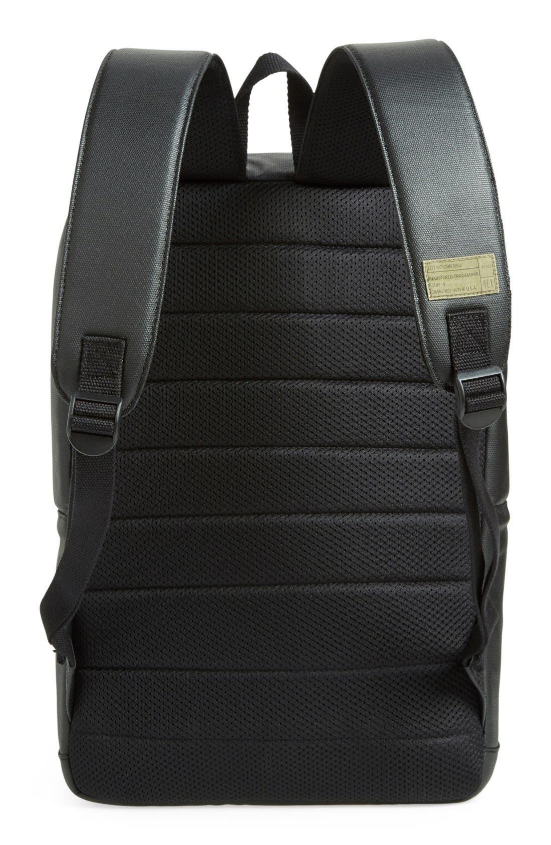 HEX,                             'Origin' Water Resistant Backpack,                             Alternate thumbnail 6, color,                             001