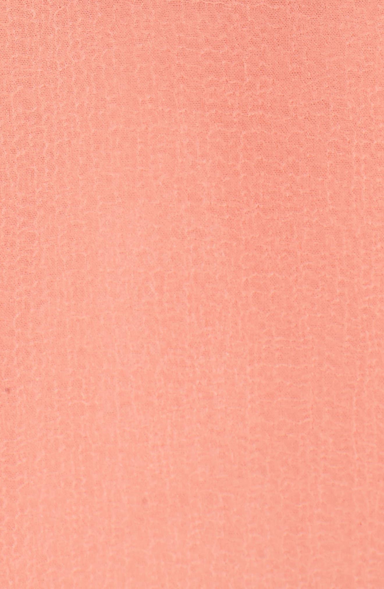 Iniko Blouson Dress,                             Alternate thumbnail 5, color,                             950
