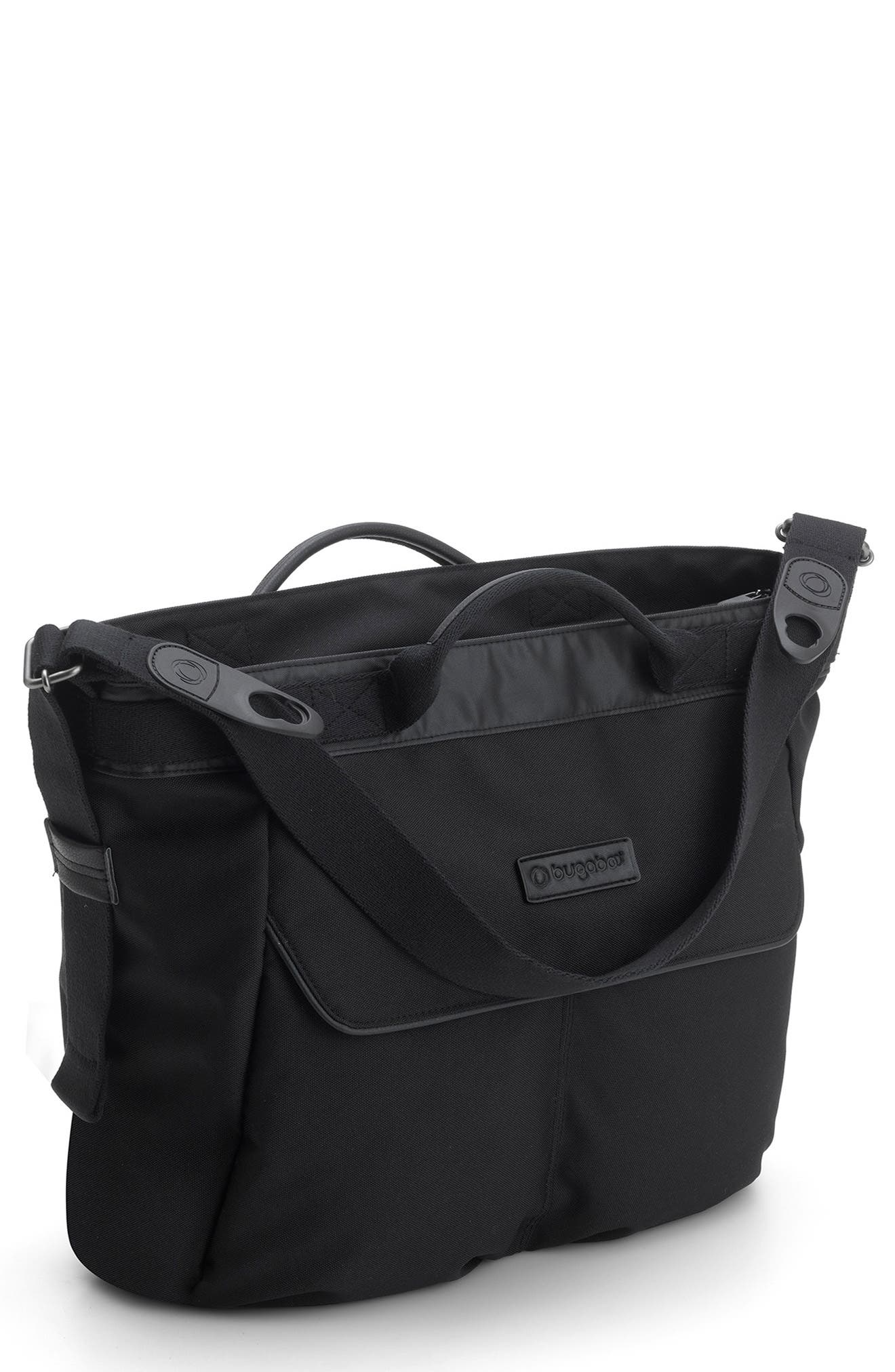 Changing Bag,                             Main thumbnail 1, color,                             BLACK