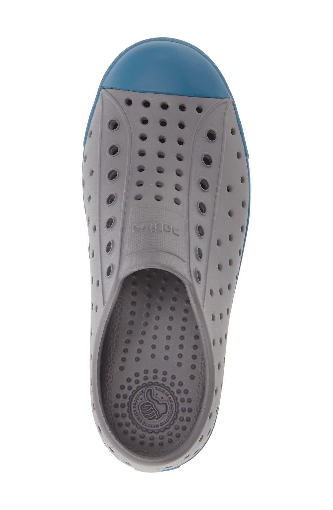 'Jefferson' Water Friendly Slip-On Sneaker,                             Alternate thumbnail 143, color,
