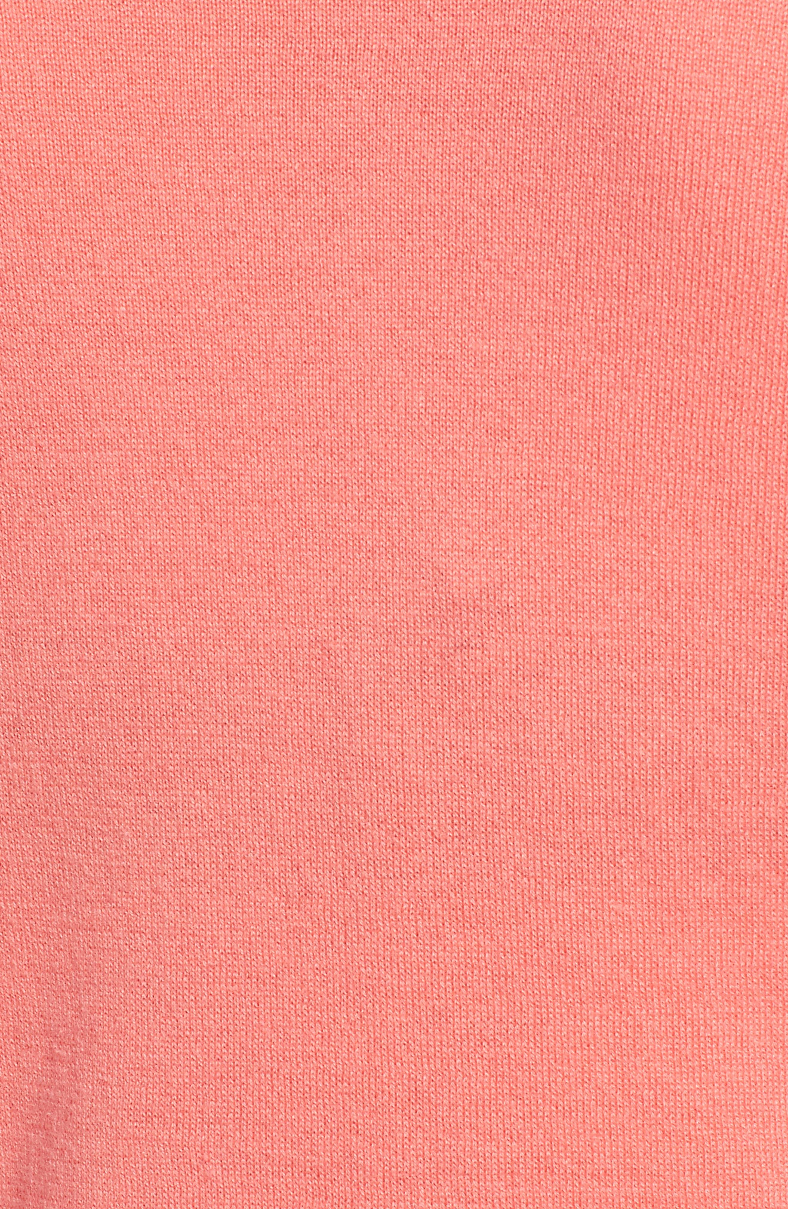 Cotton Blend Pullover,                             Alternate thumbnail 127, color,