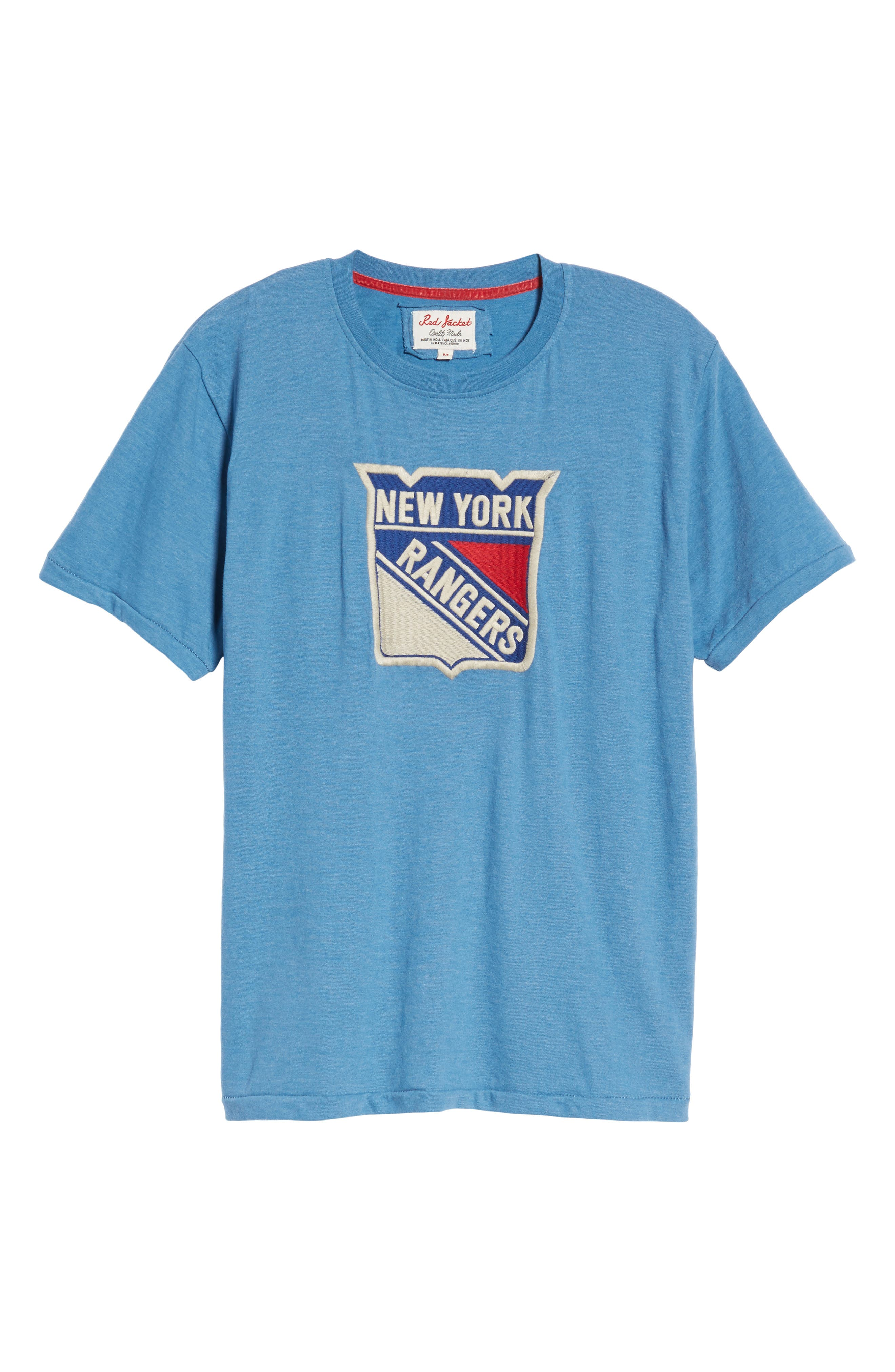 Hillwood New York Rangers T-Shirt,                             Alternate thumbnail 6, color,                             400