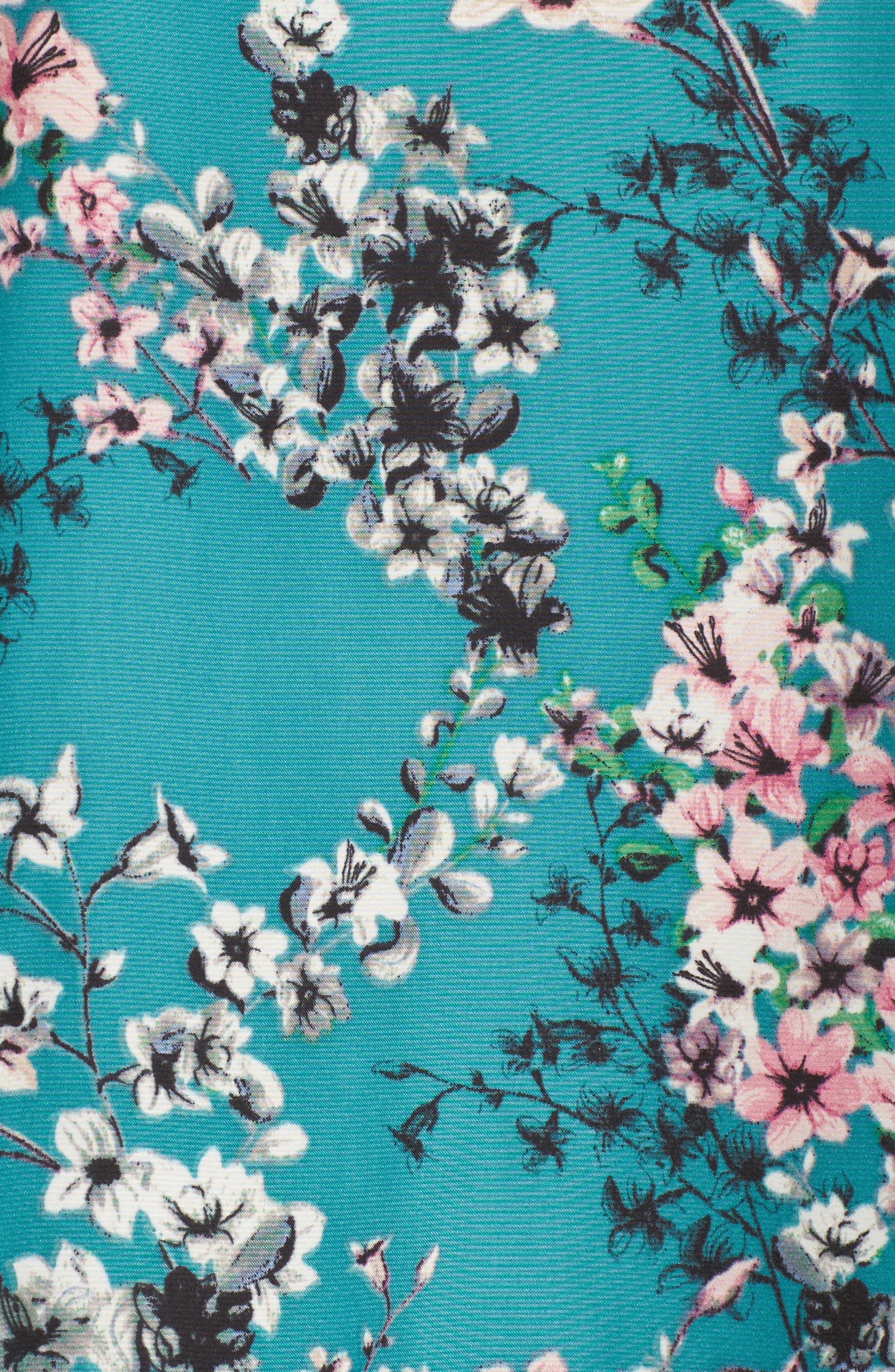Nadette Floral Blouse,                             Alternate thumbnail 10, color,