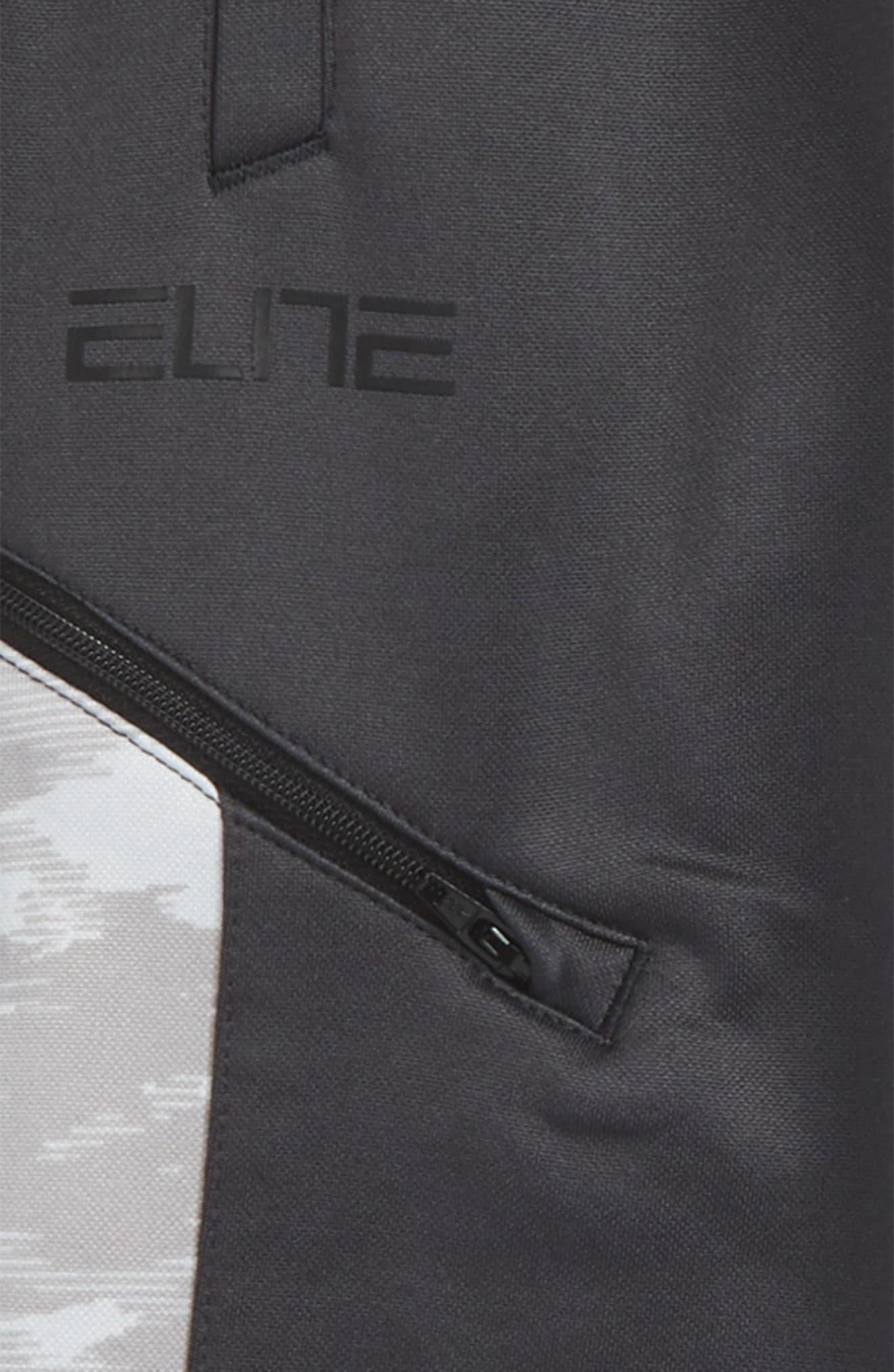 Therma Elite Pants,                             Alternate thumbnail 8, color,