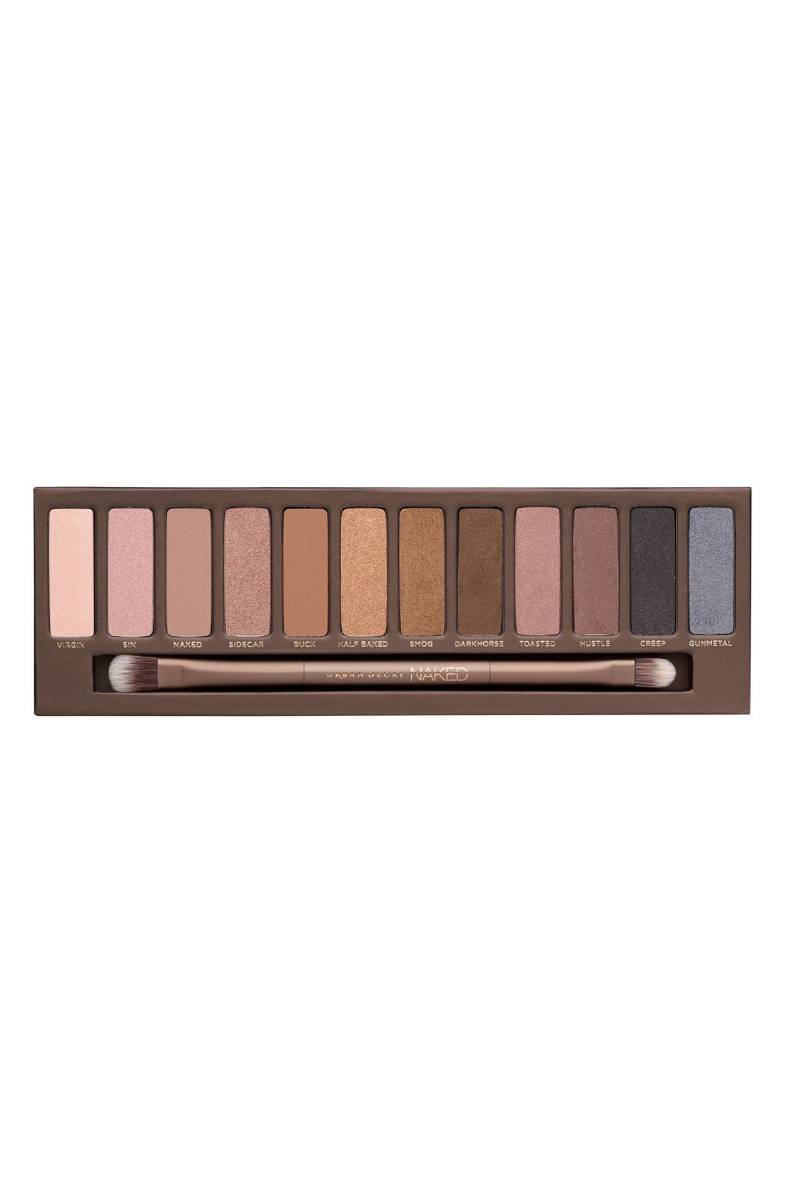 Naked Palette,                             Alternate thumbnail 4, color,                             002