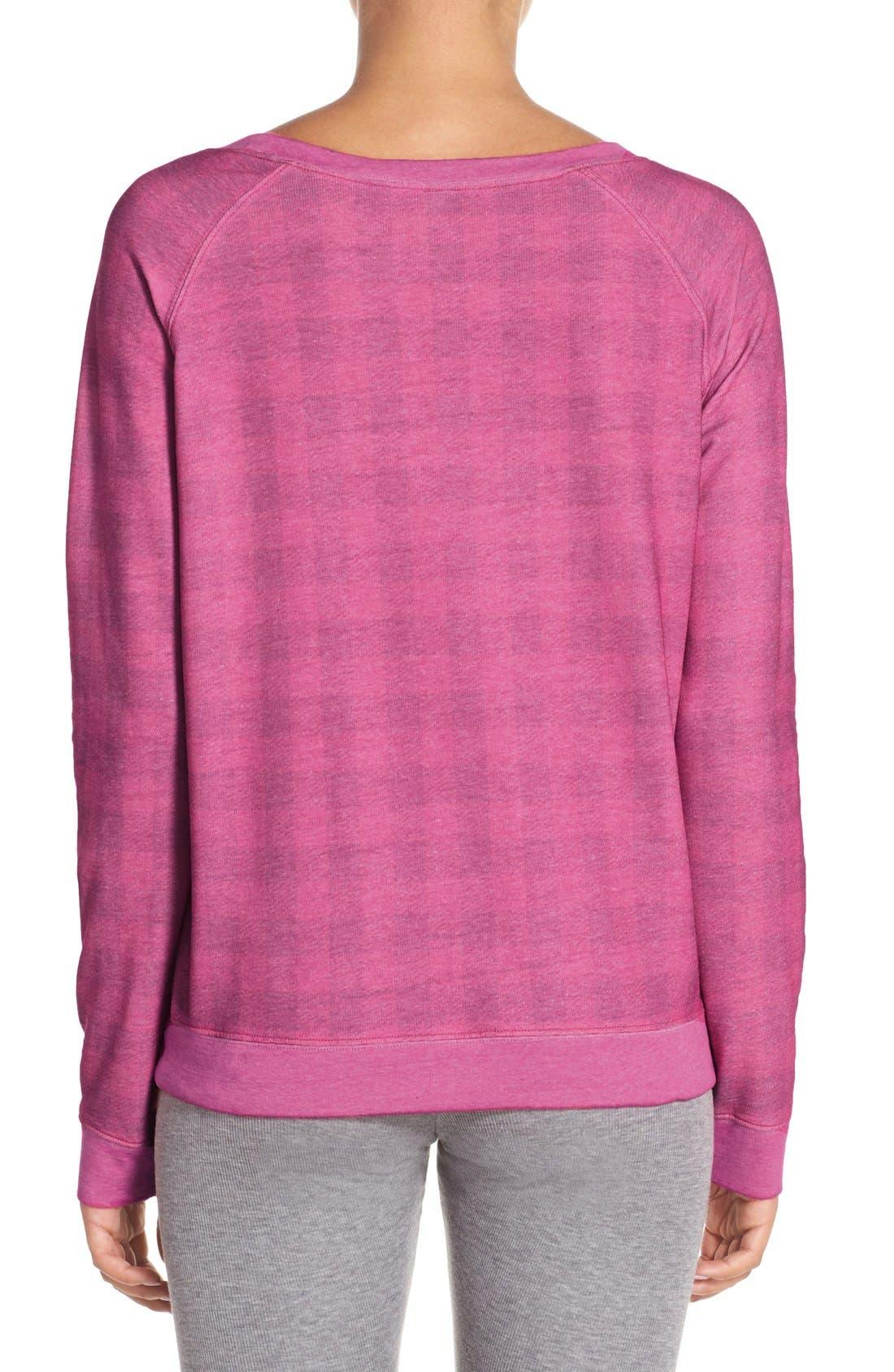 Burnout Lounge Sweatshirt,                             Alternate thumbnail 195, color,