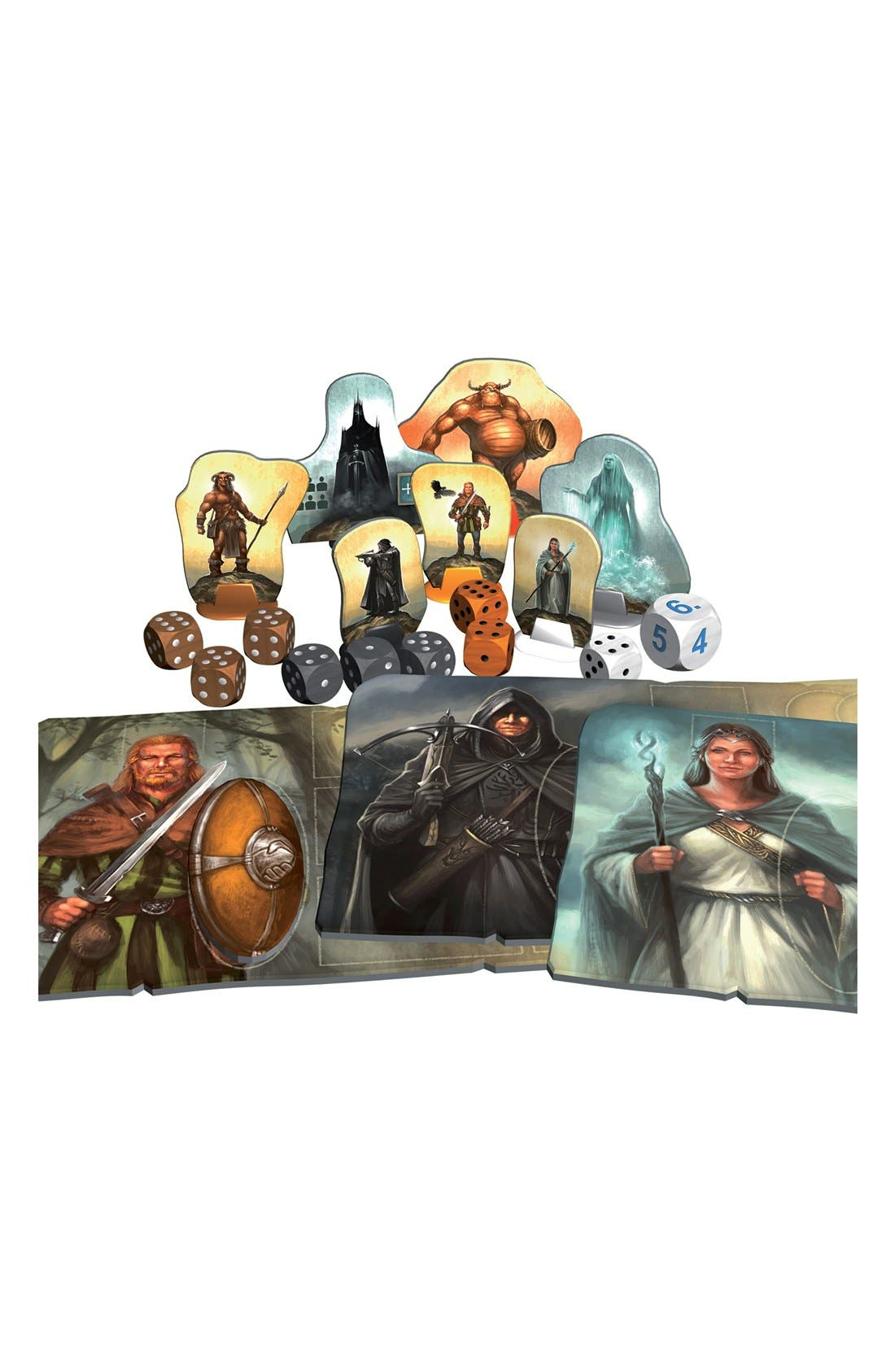 'Legends of Andor - New Heroes' Game Expansion Pack,                             Alternate thumbnail 3, color,                             BROWN