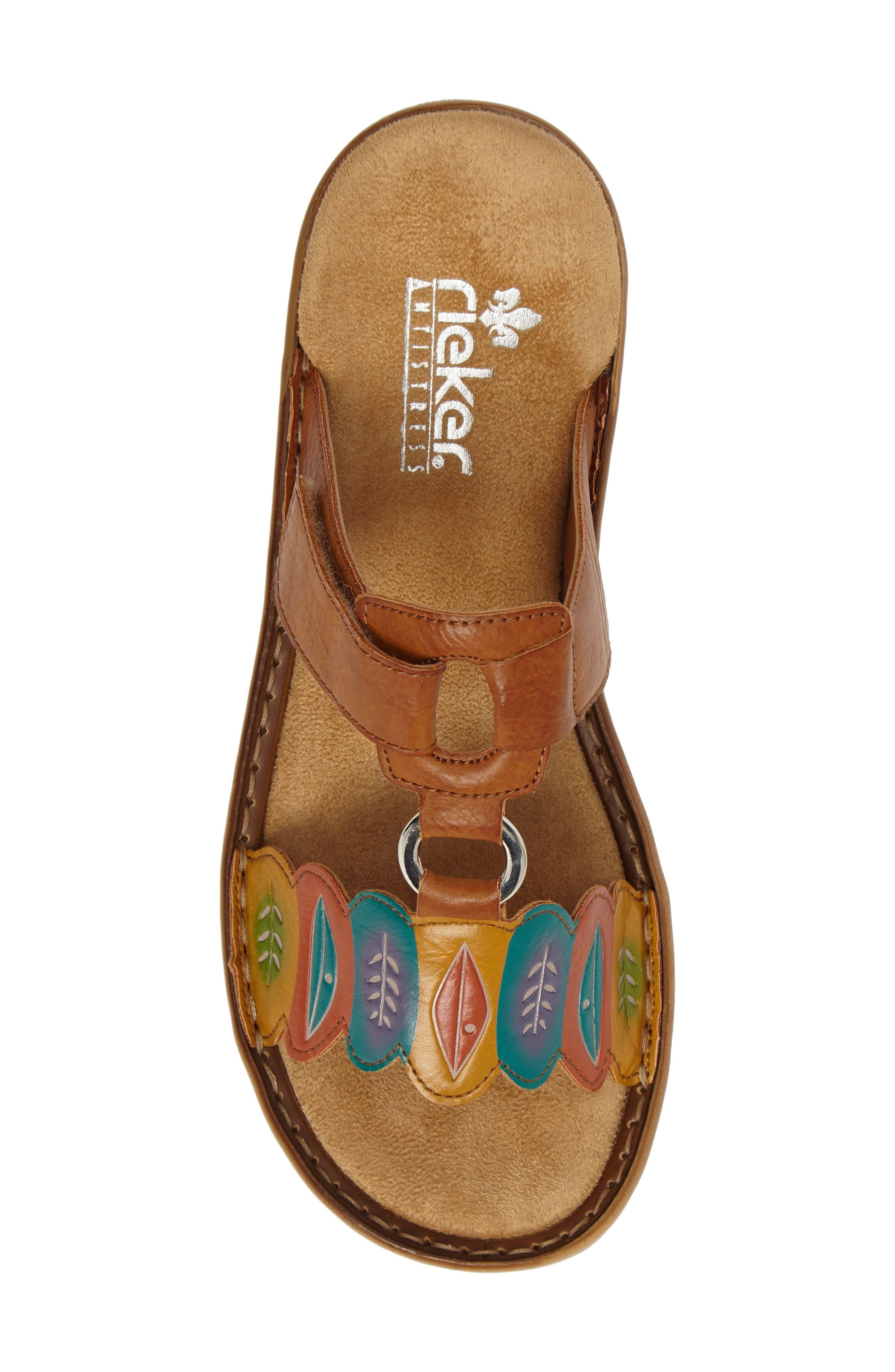 Regina R4 Slide Sandal,                             Alternate thumbnail 5, color,                             219