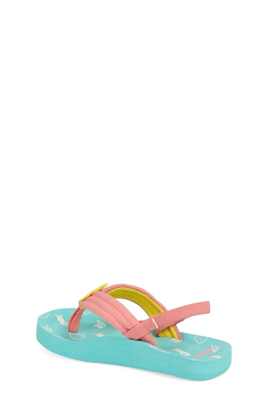 'Little Ahi' Thong Sandal,                             Alternate thumbnail 33, color,