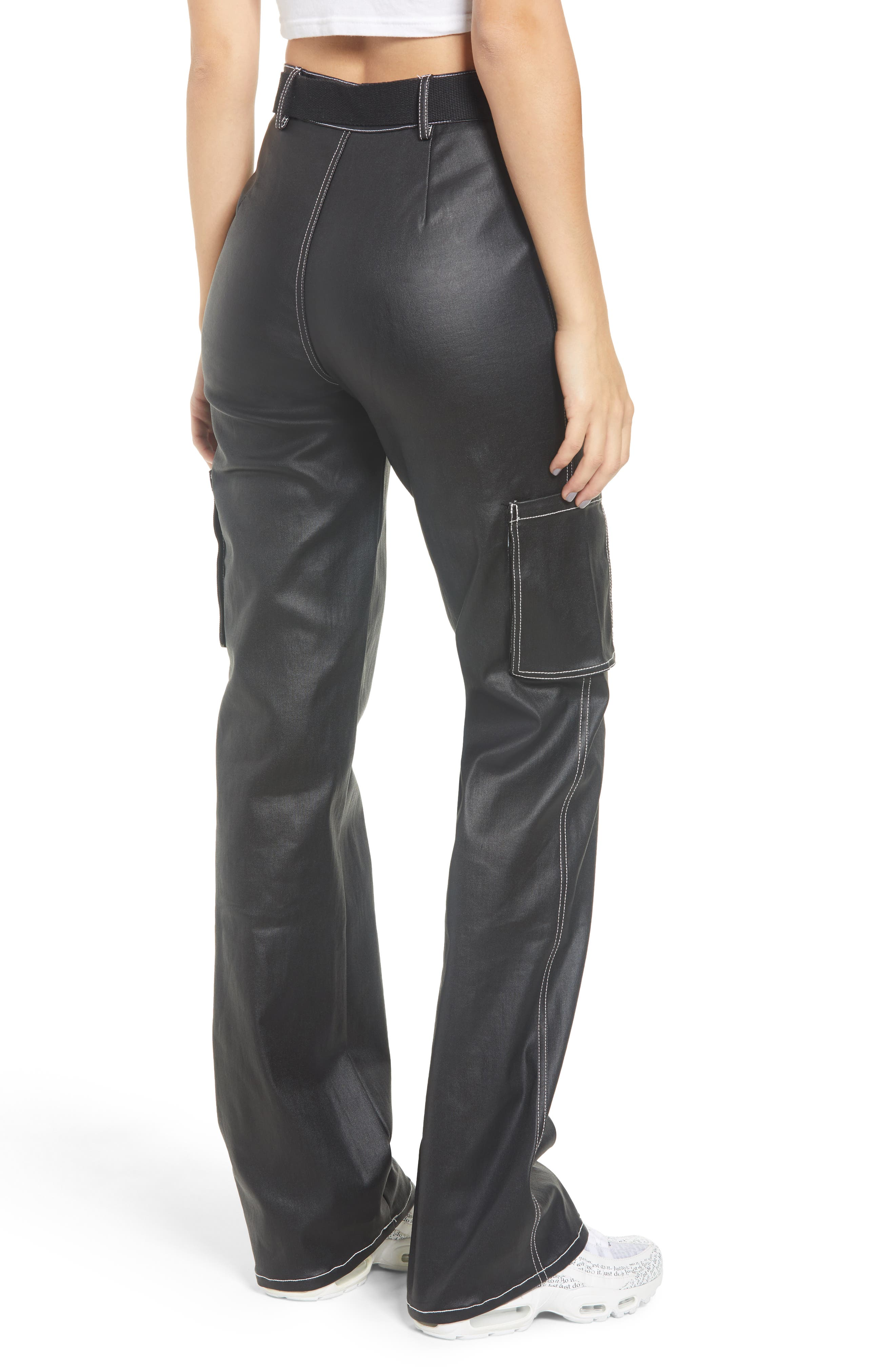 Harban Pants,                             Alternate thumbnail 2, color,                             BLACK