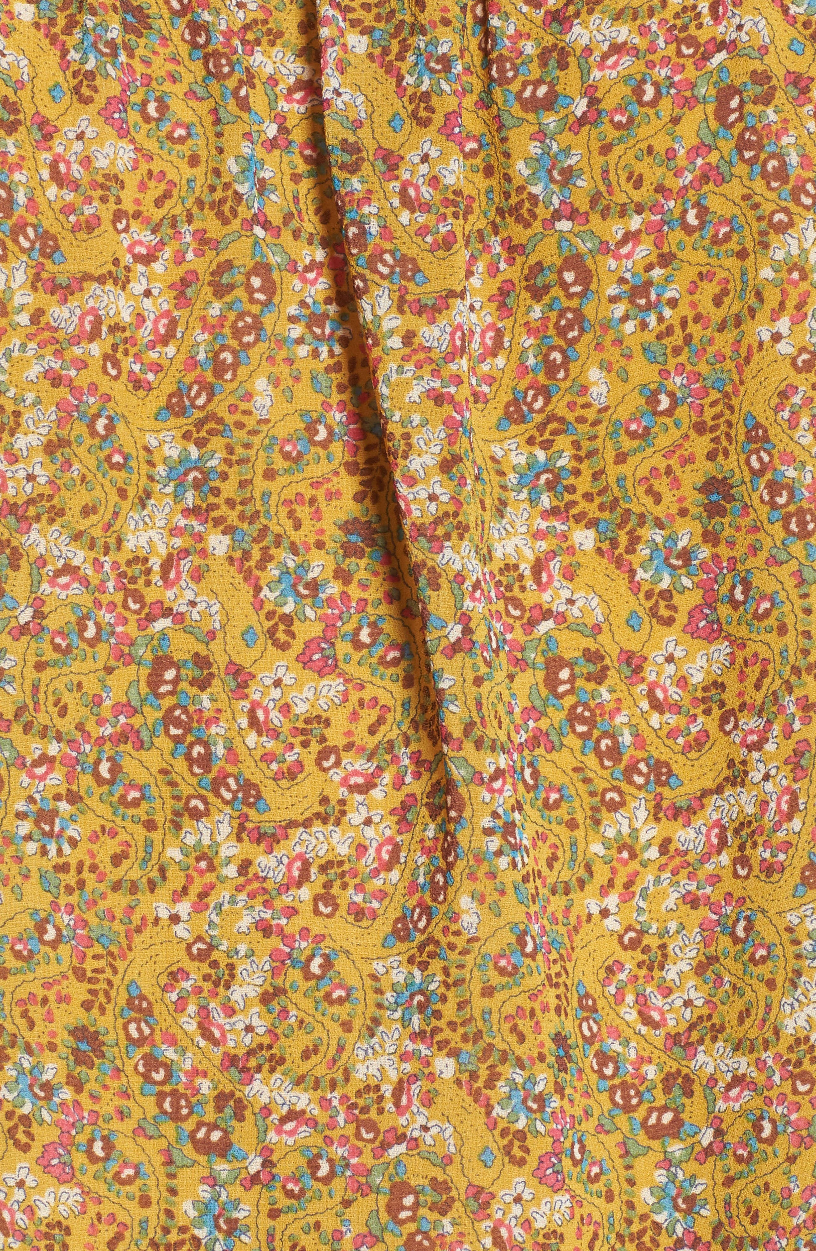 Madison Floral Top,                             Alternate thumbnail 6, color,                             798