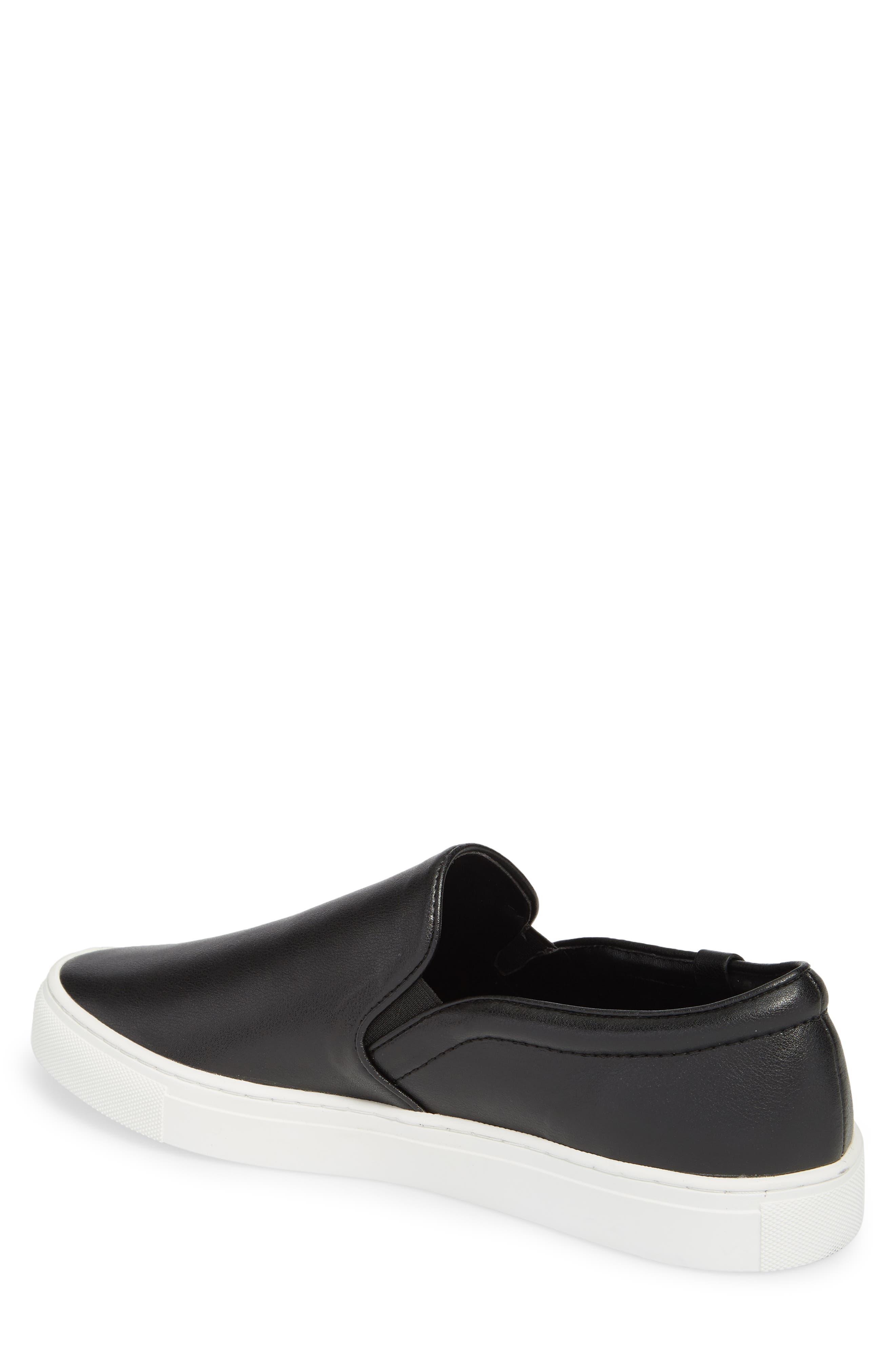 Original Slip-On Sneaker,                             Alternate thumbnail 2, color,                             BLACK