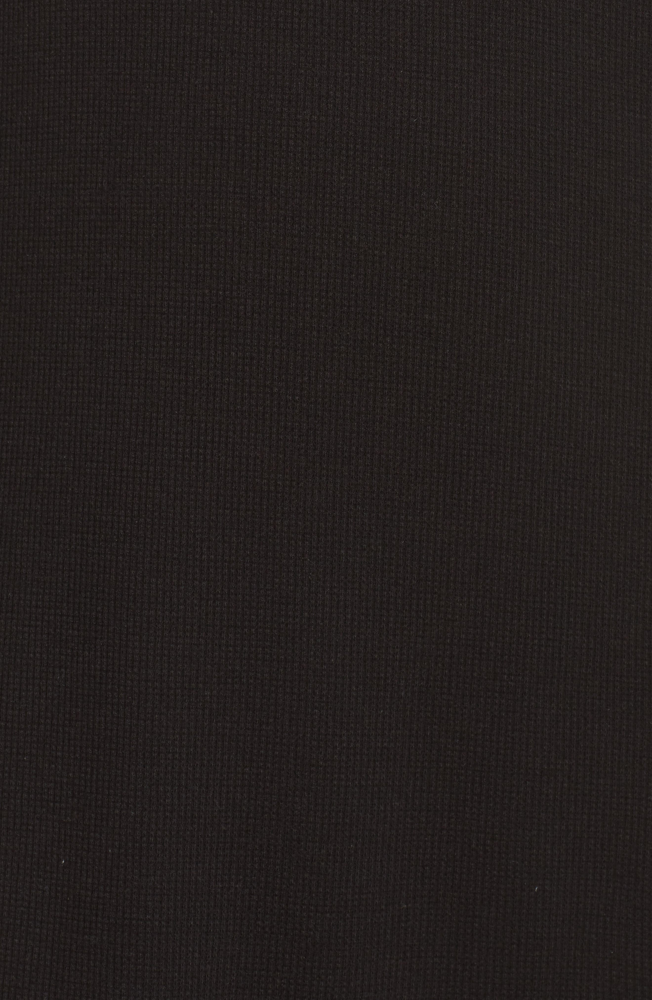 thermal sleep shirt,                             Alternate thumbnail 5, color,                             001