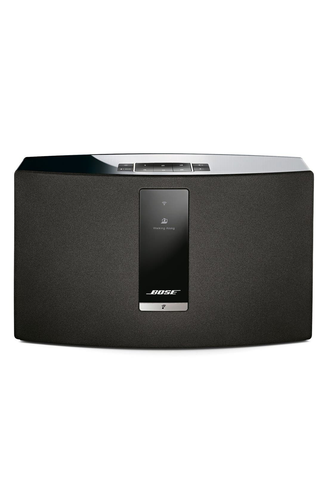 SoundTouch<sup>®</sup> 20 Series III Wireless Music System,                             Alternate thumbnail 3, color,                             BLACK