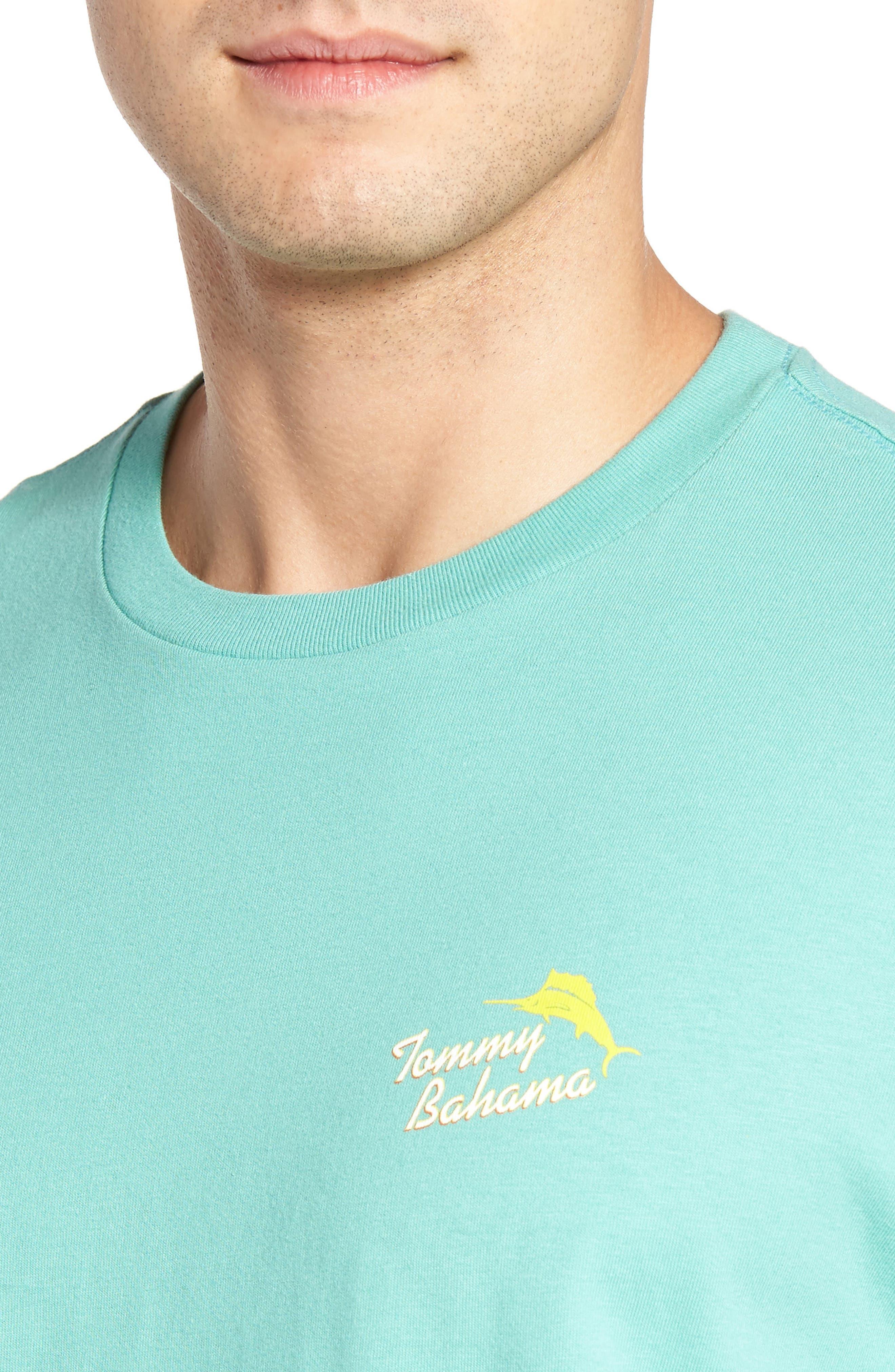 Spring Fling T-Shirt,                             Alternate thumbnail 4, color,