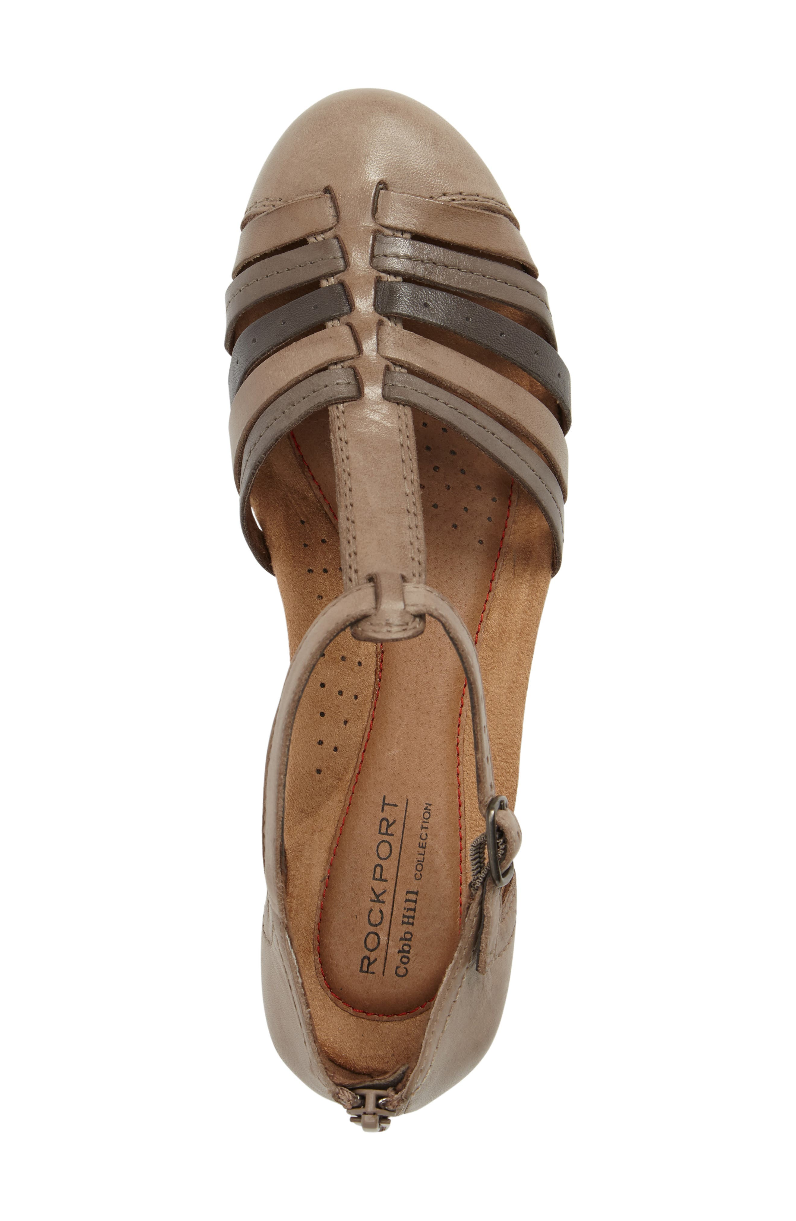 Galway T-Strap Sandal,                             Alternate thumbnail 23, color,