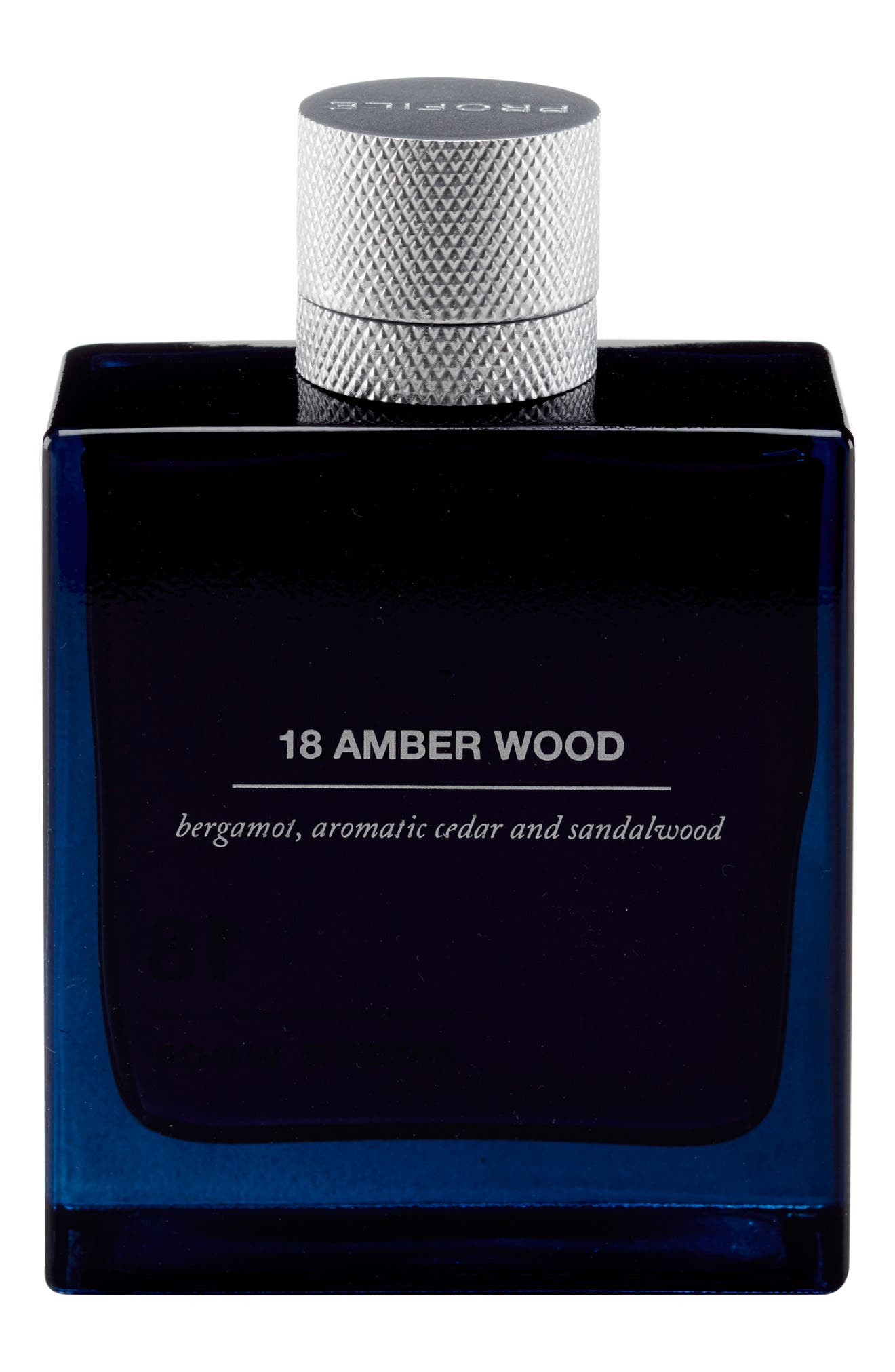 '18 Amber Wood' Eau de Parfum,                             Alternate thumbnail 4, color,                             NO COLOR