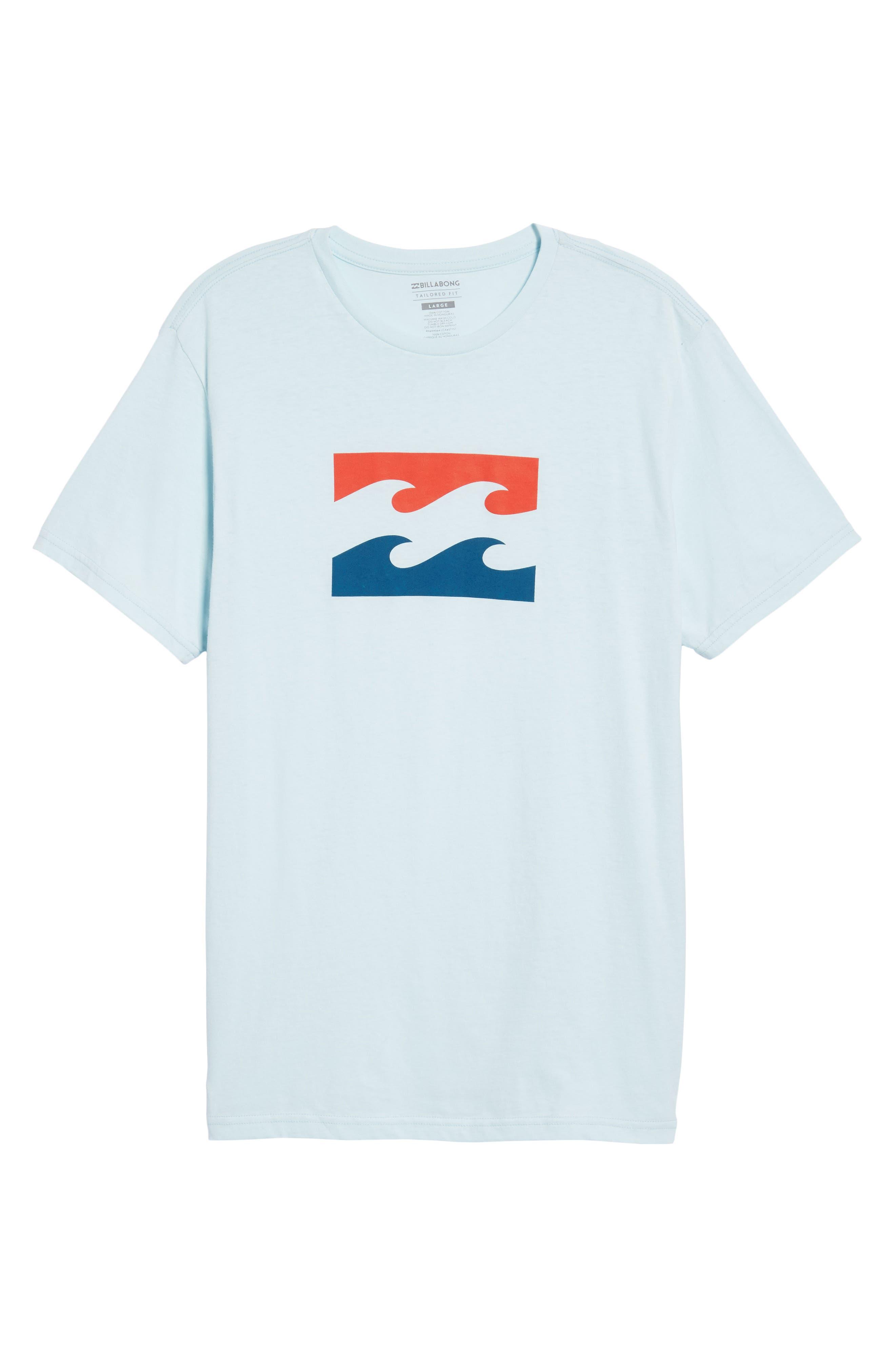 Wave Graphic T-Shirt,                             Alternate thumbnail 17, color,