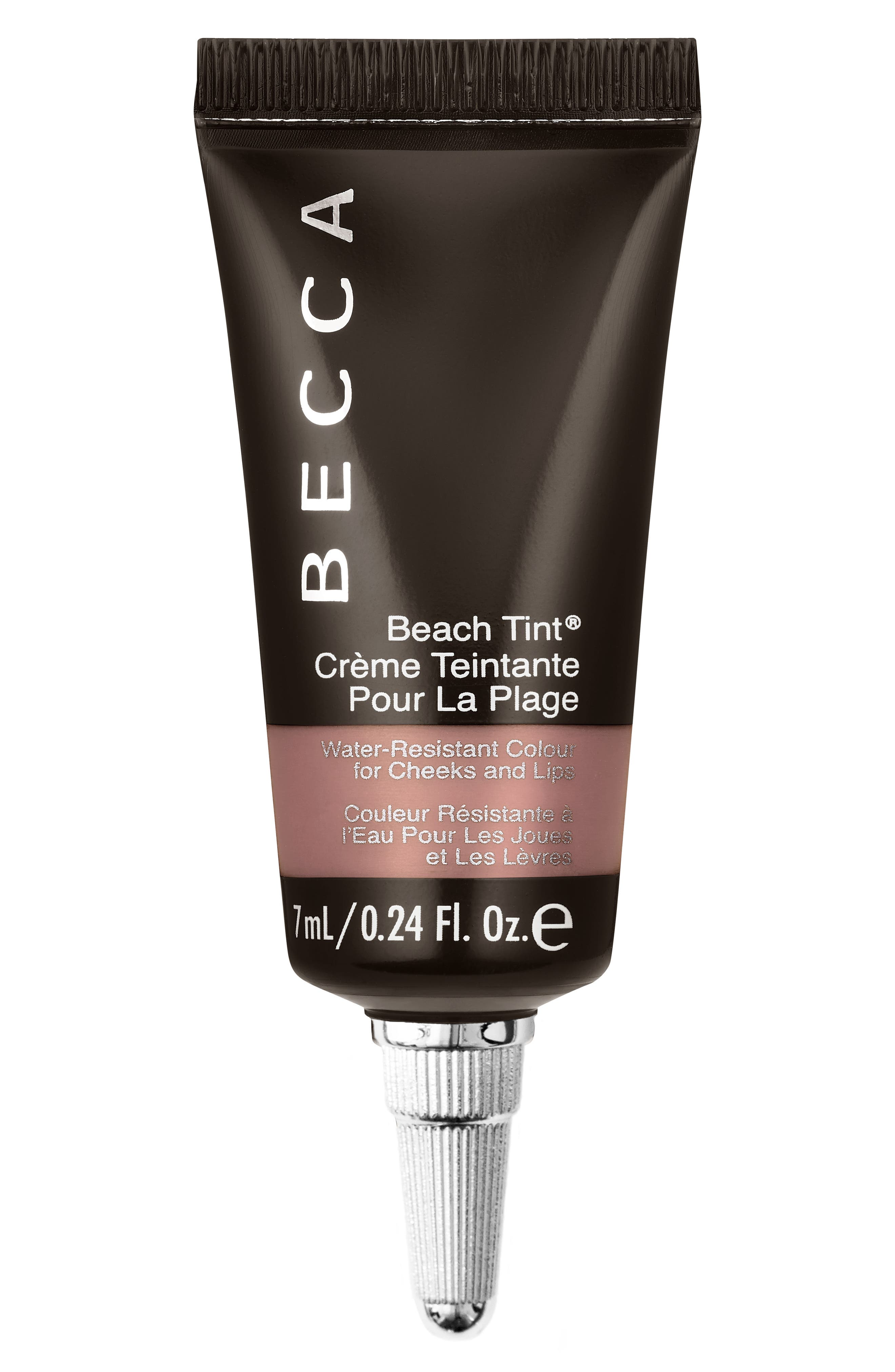 BECCA Beach Tint<sup>®</sup> Water-Resistant Color for Cheeks and Lips,                             Main thumbnail 1, color,                             FIG
