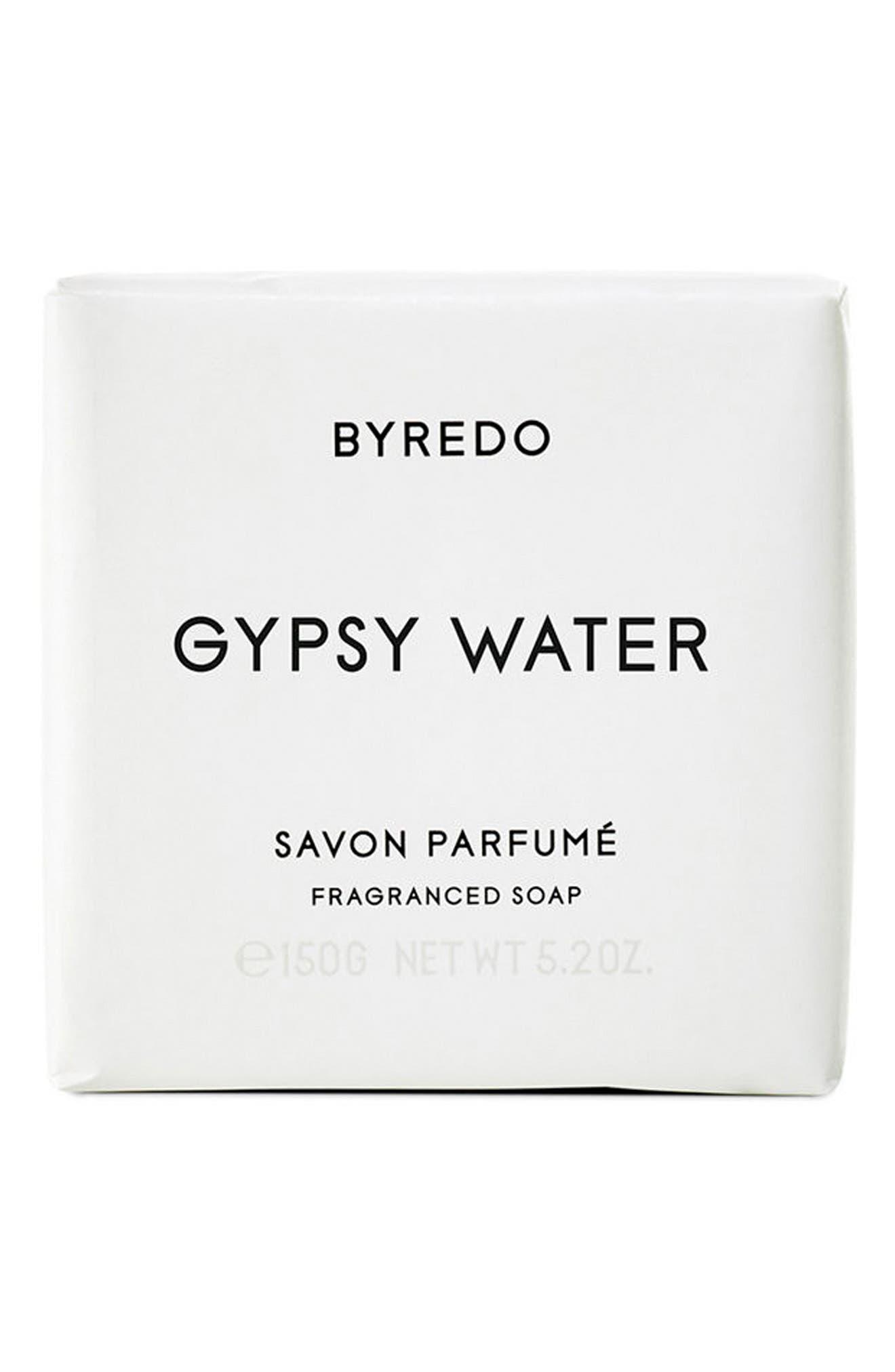 Gypsy Water Soap Bar,                             Main thumbnail 1, color,                             NO COLOR
