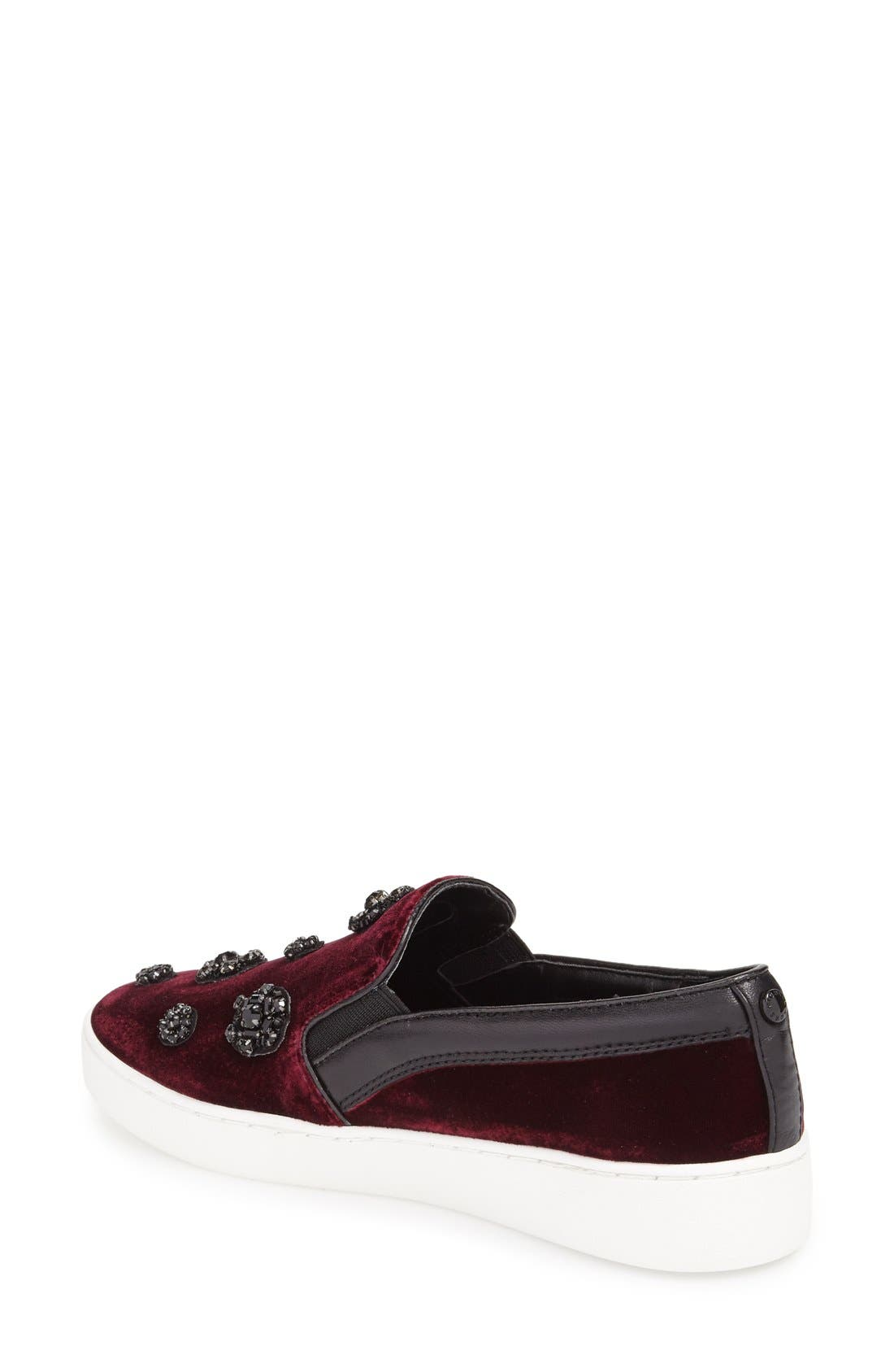 Keaton Slip-On Sneaker,                             Alternate thumbnail 85, color,