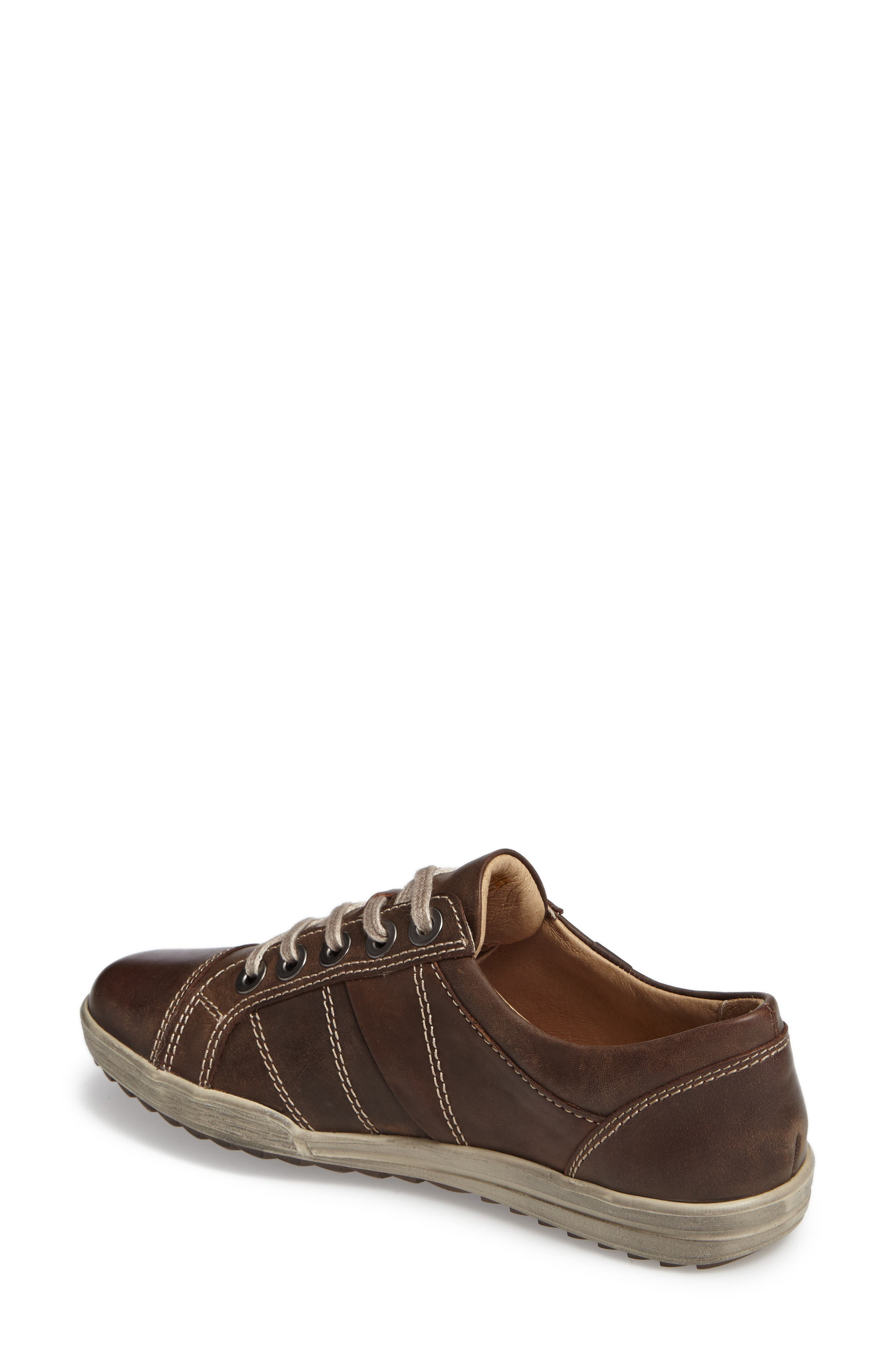 'Dany 05' Leather Sneaker,                             Alternate thumbnail 15, color,