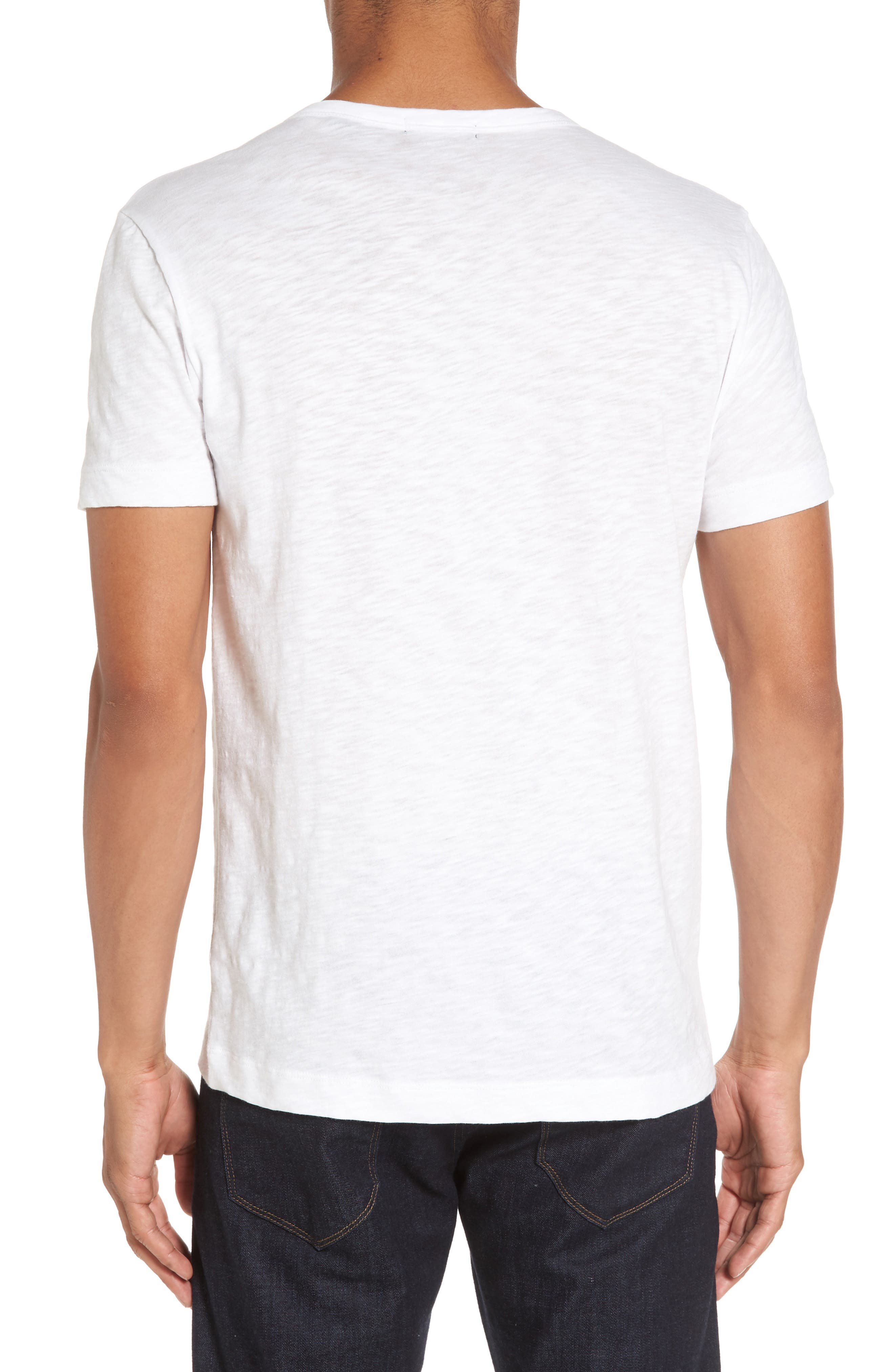 Gaskell Henley T-Shirt,                             Alternate thumbnail 12, color,