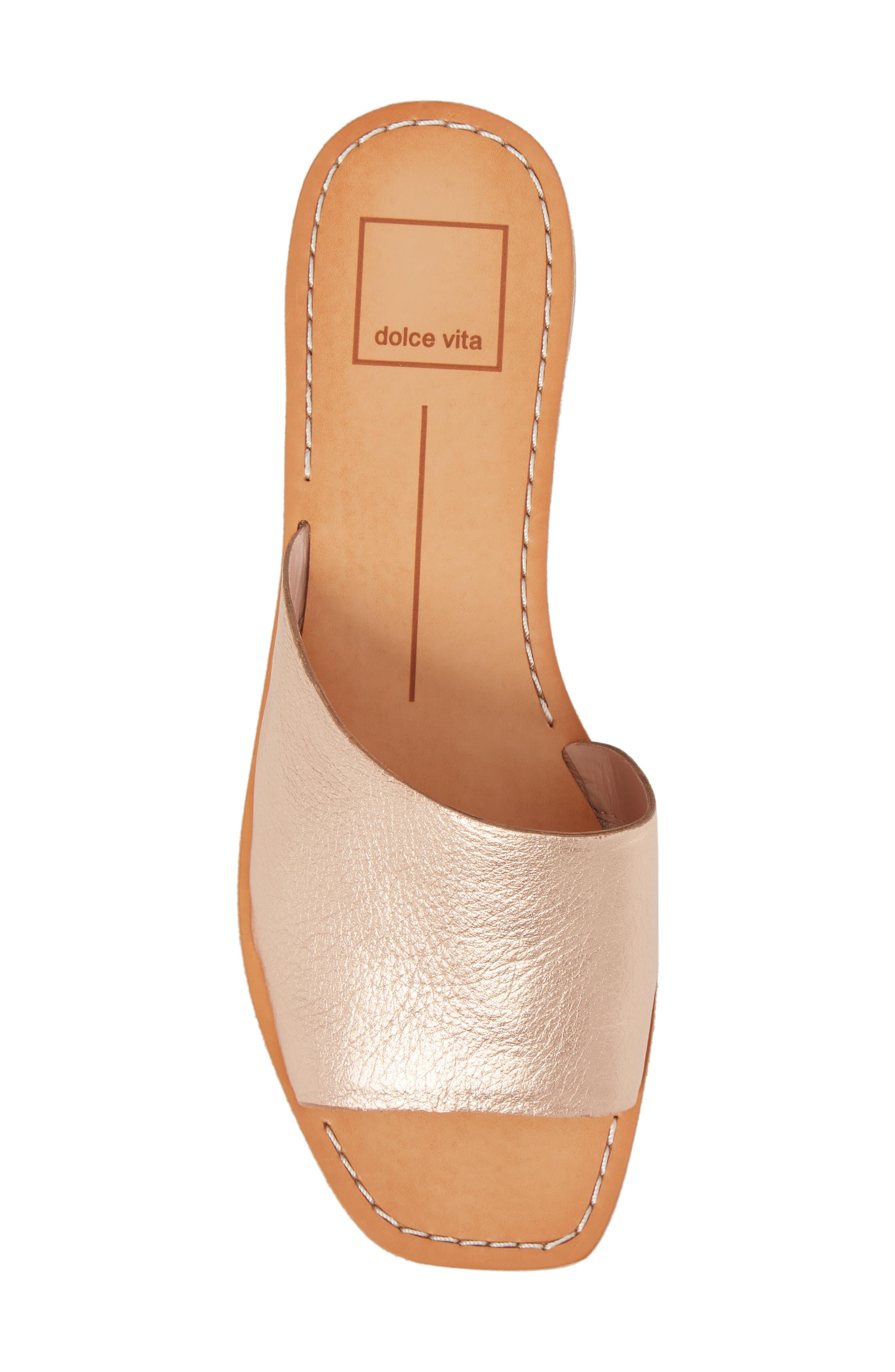 Cato Asymmetrical Slide Sandal,                             Alternate thumbnail 32, color,