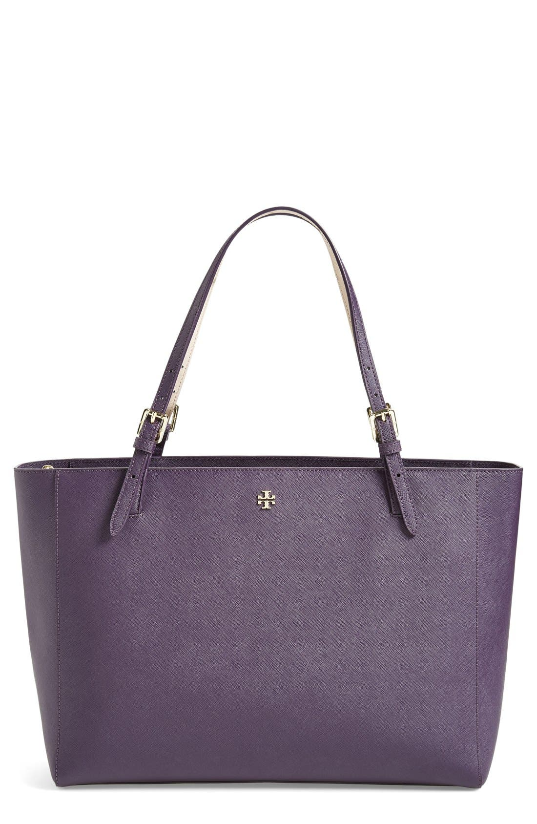 'York' Buckle Tote,                             Main thumbnail 10, color,