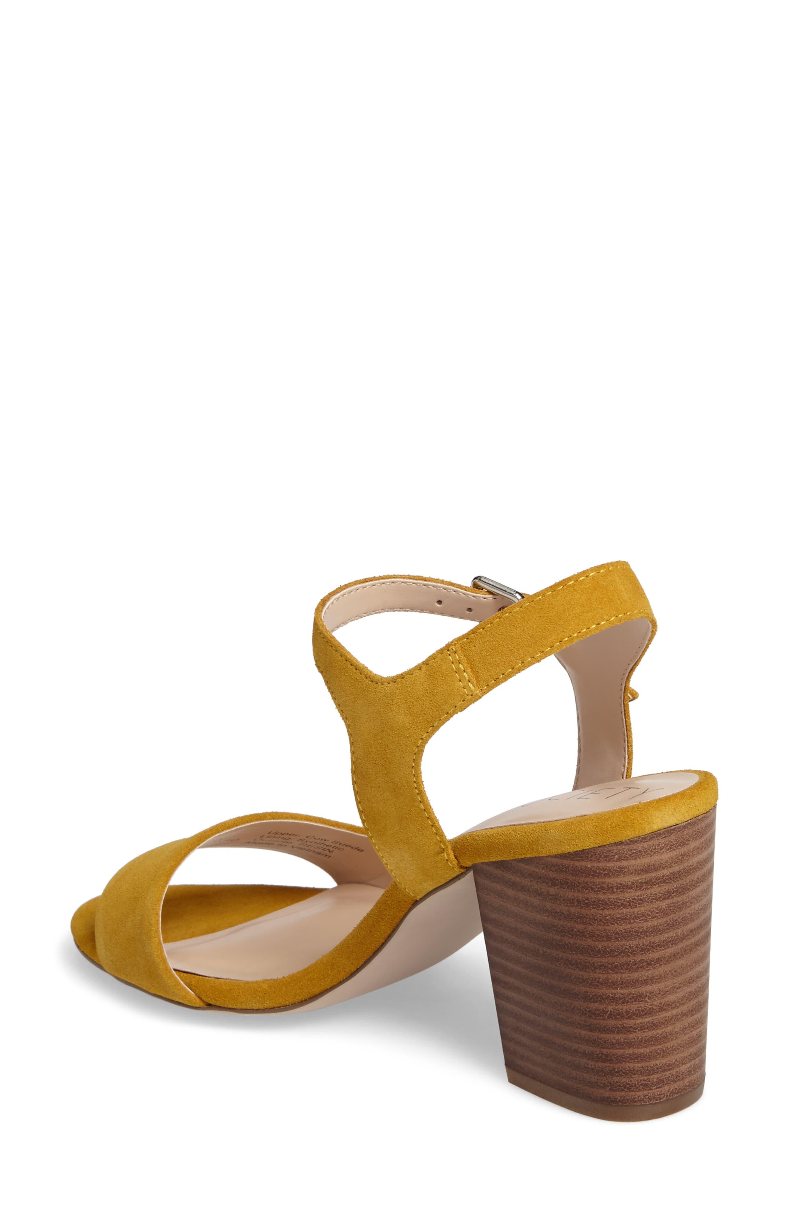 'Linny' Ankle Strap Sandal,                             Alternate thumbnail 10, color,