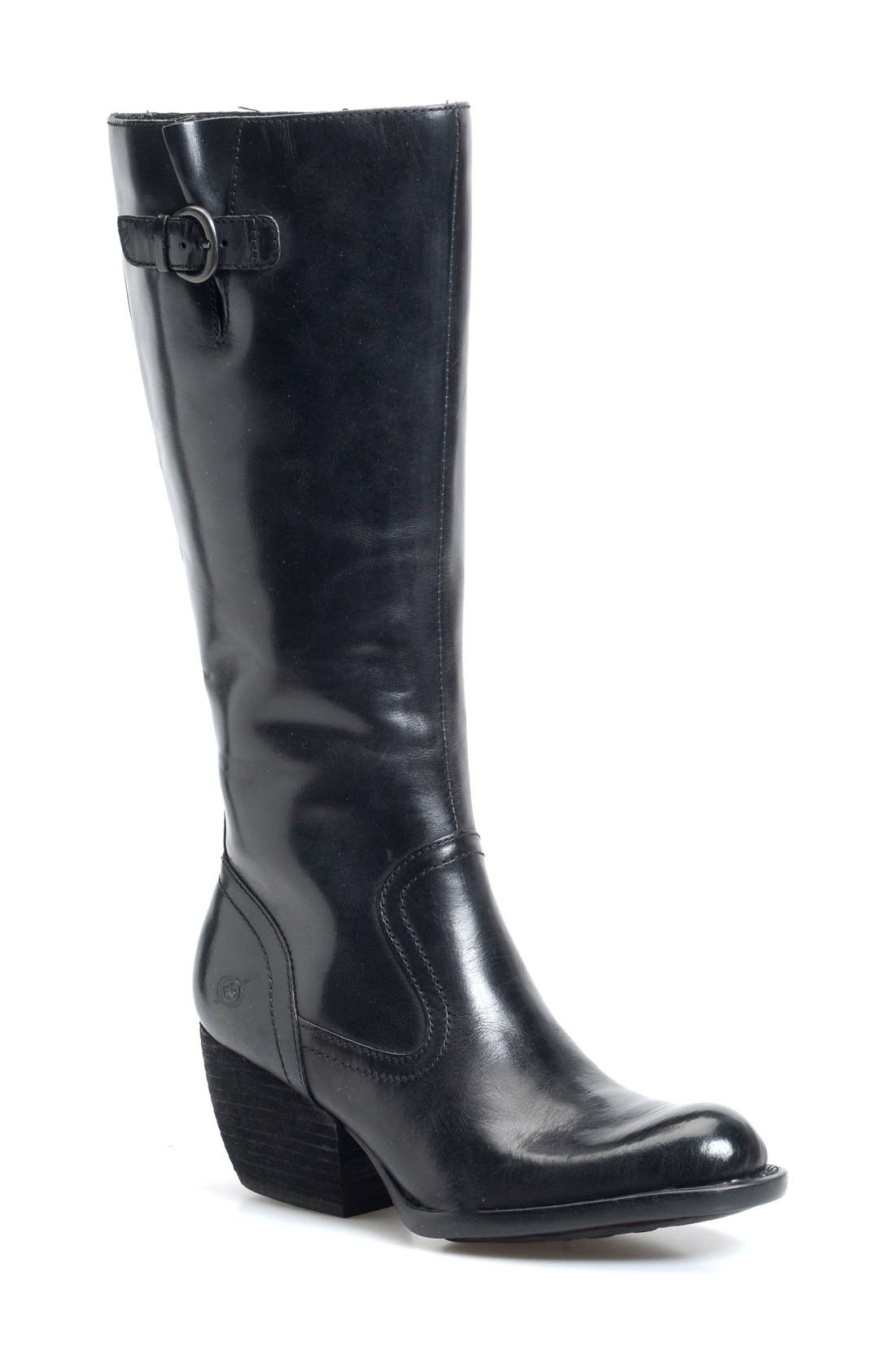 'Freeda' Boot,                         Main,                         color, 001