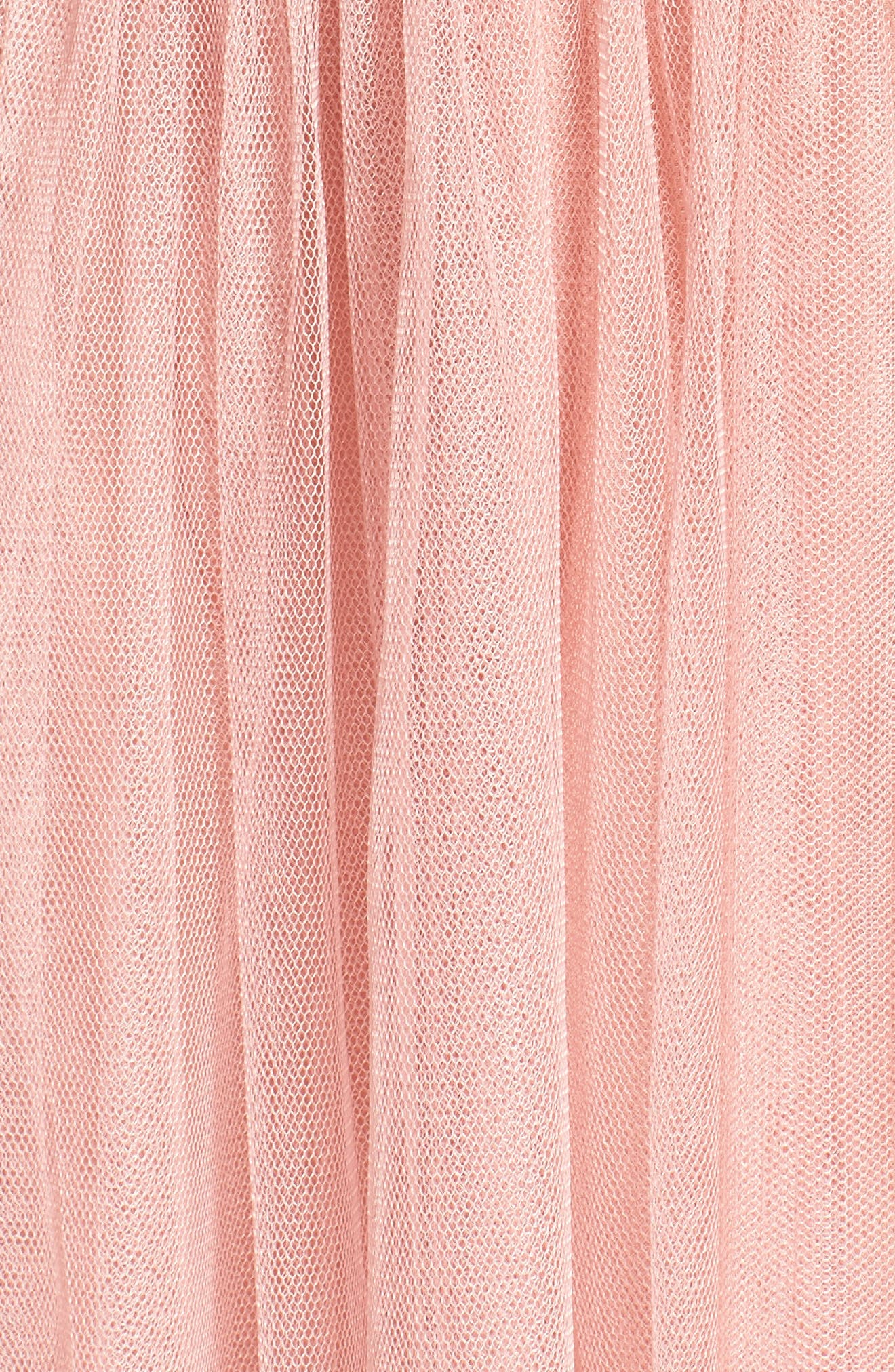 Annabelle Convertible Tulle Column Dress,                             Alternate thumbnail 147, color,