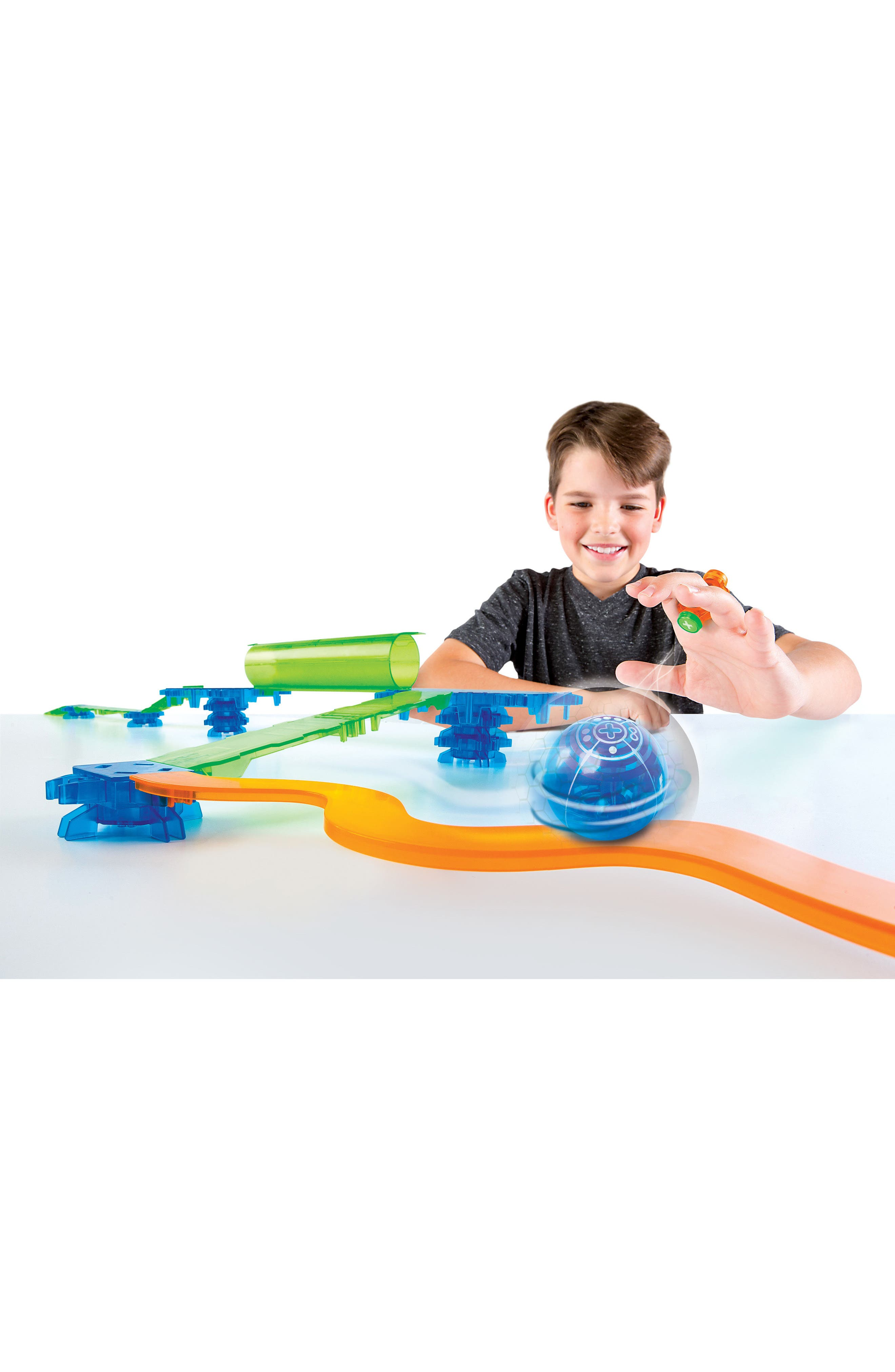 Spinos Mega Trax Challenge 19-Piece Magnetic Toy,                             Alternate thumbnail 4, color,