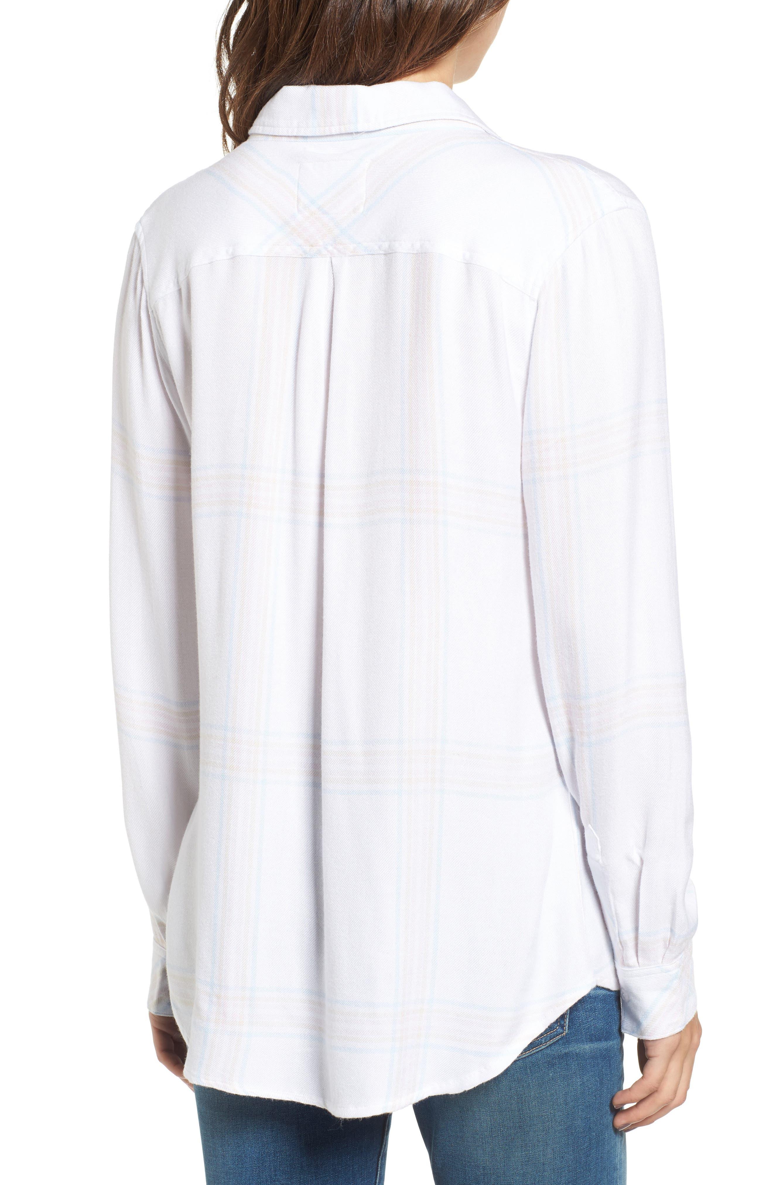 Hunter Plaid Shirt,                             Alternate thumbnail 229, color,