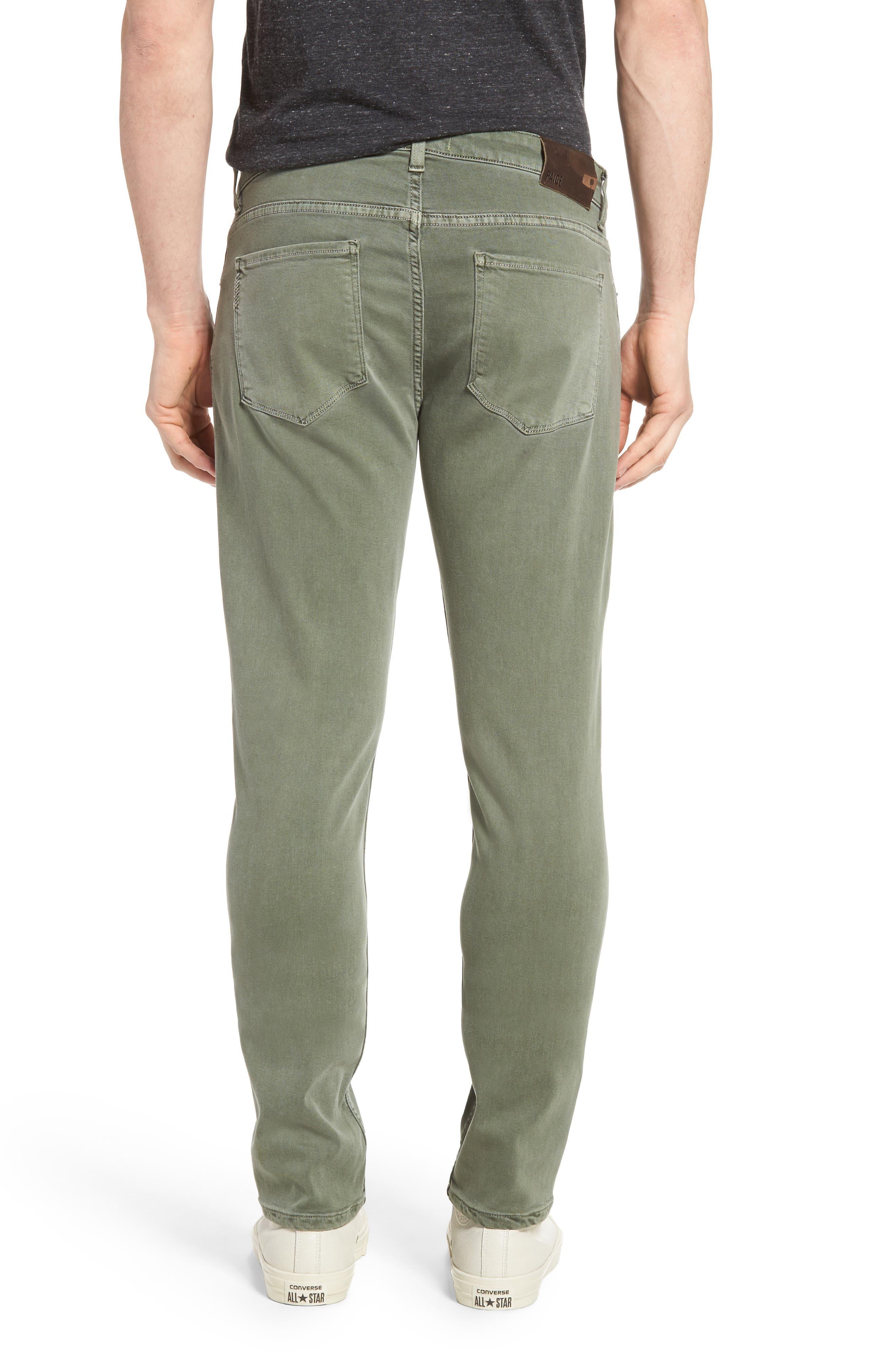 Transcend - Lennox Slim Fit Jeans,                             Alternate thumbnail 2, color,                             300