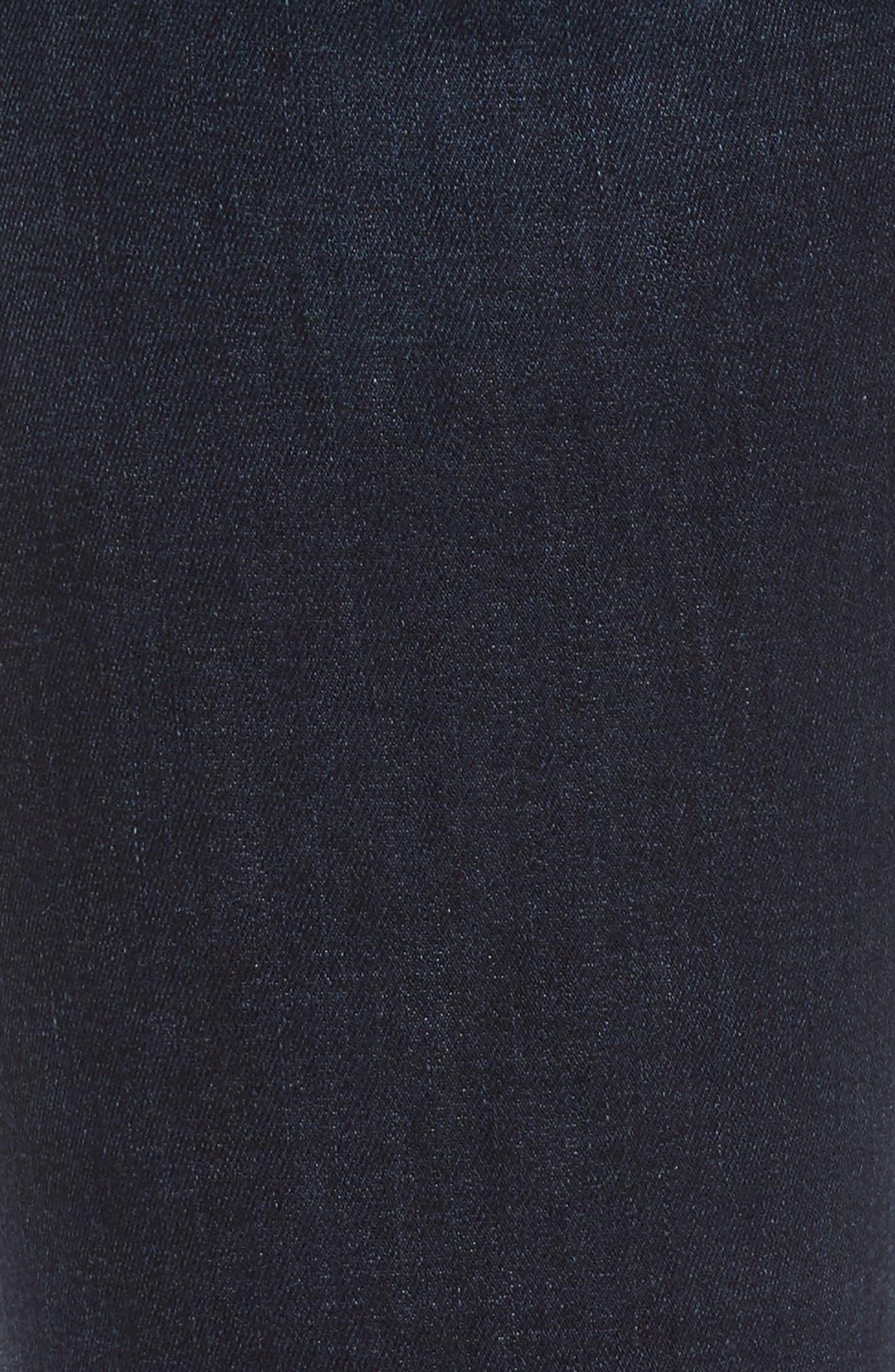 Mara Instasculpt Straight Leg Jeans,                             Alternate thumbnail 5, color,                             405
