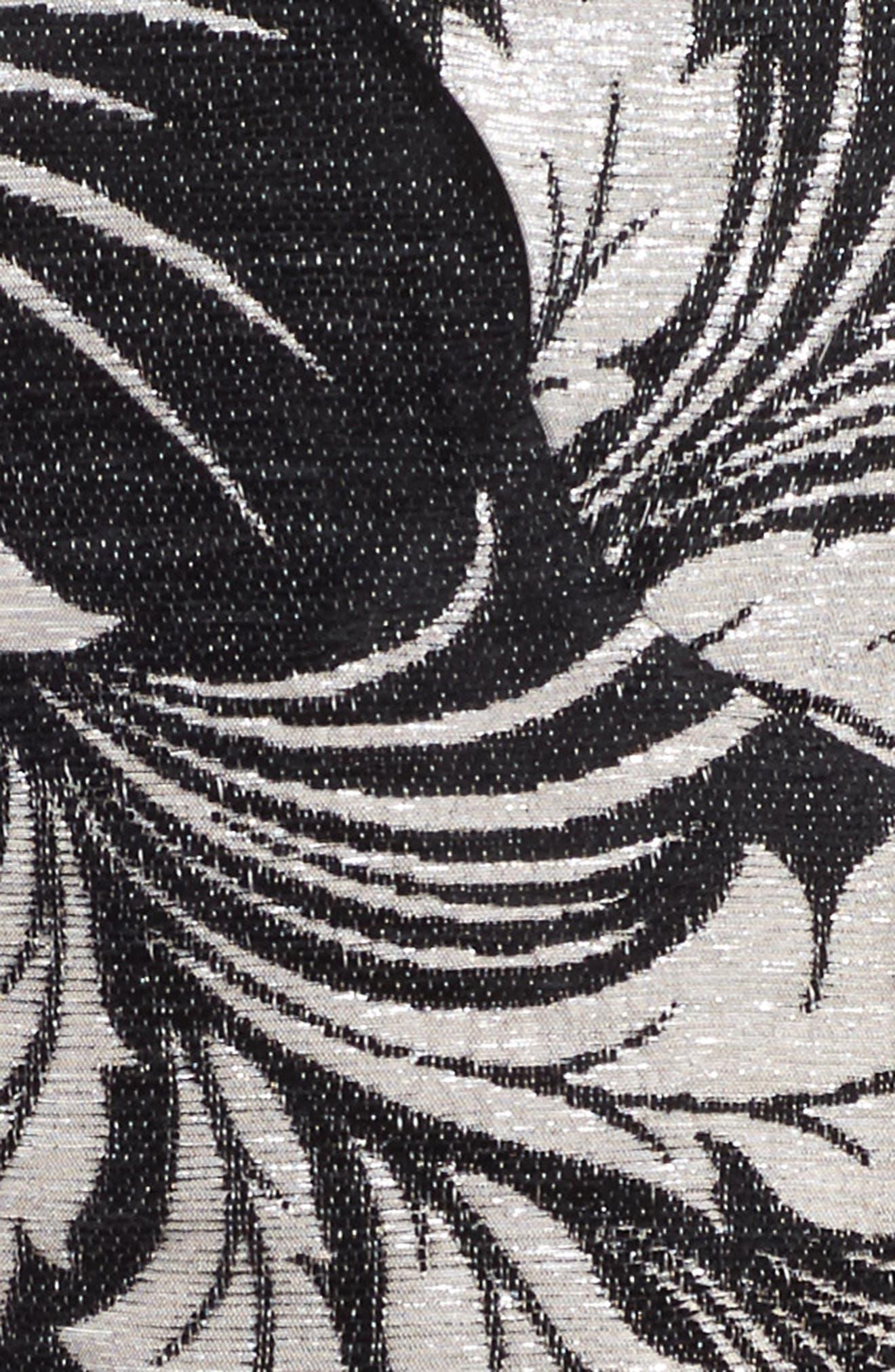Wiona Dress,                             Alternate thumbnail 3, color,                             001