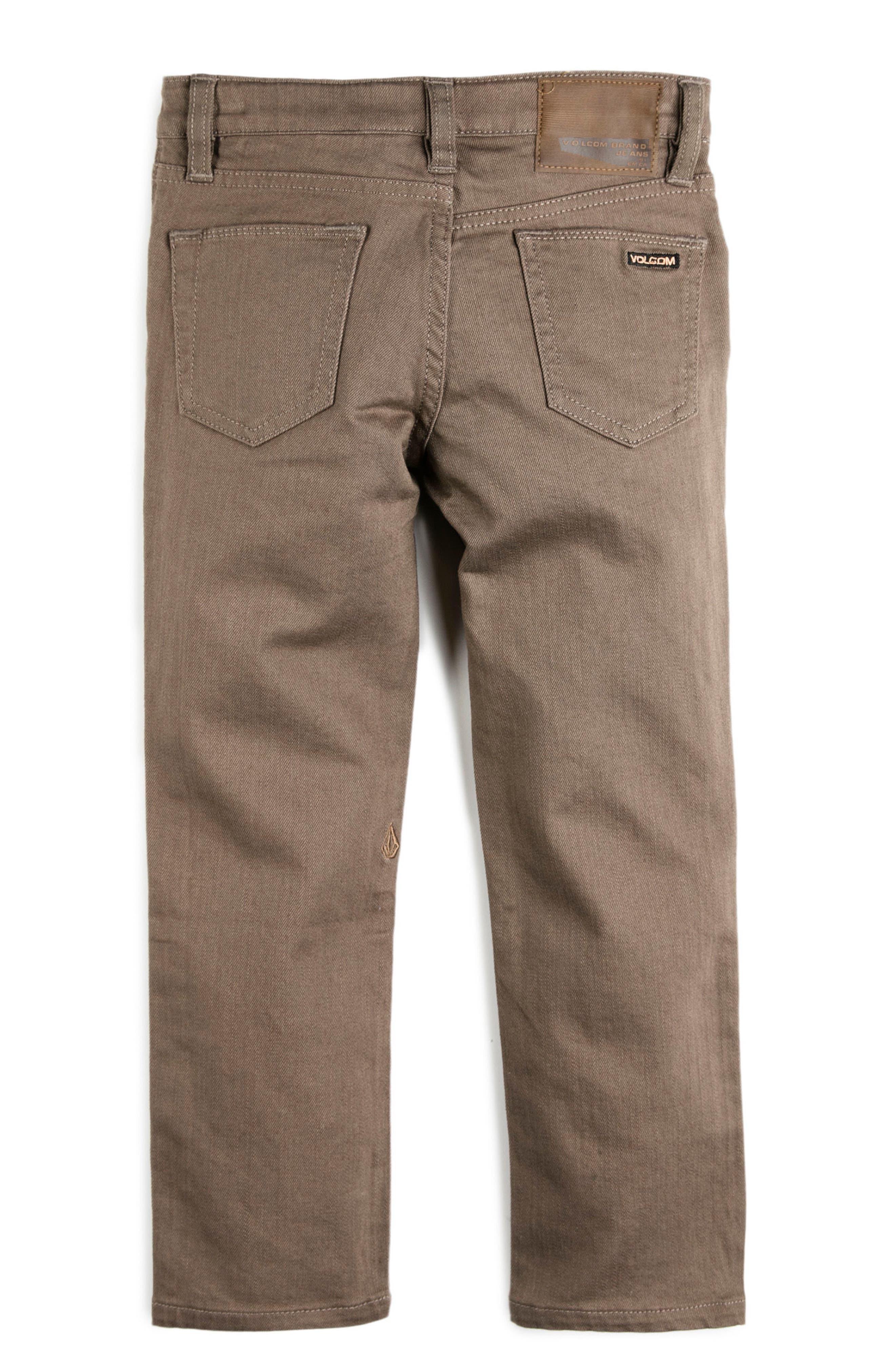 Vorta Slubbed Jeans,                             Alternate thumbnail 2, color,                             250