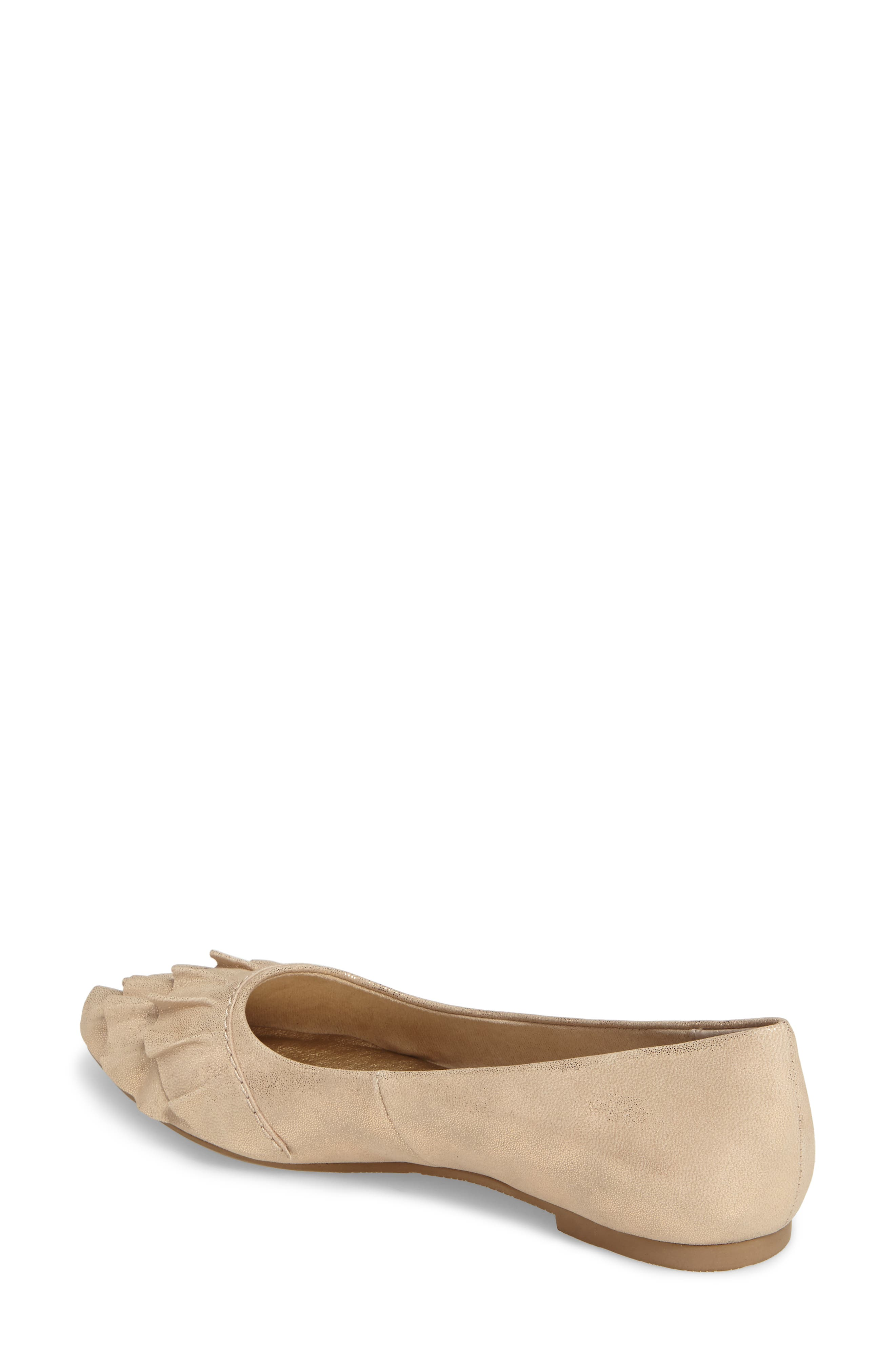 Downstage Pointy Toe Flat,                             Alternate thumbnail 12, color,
