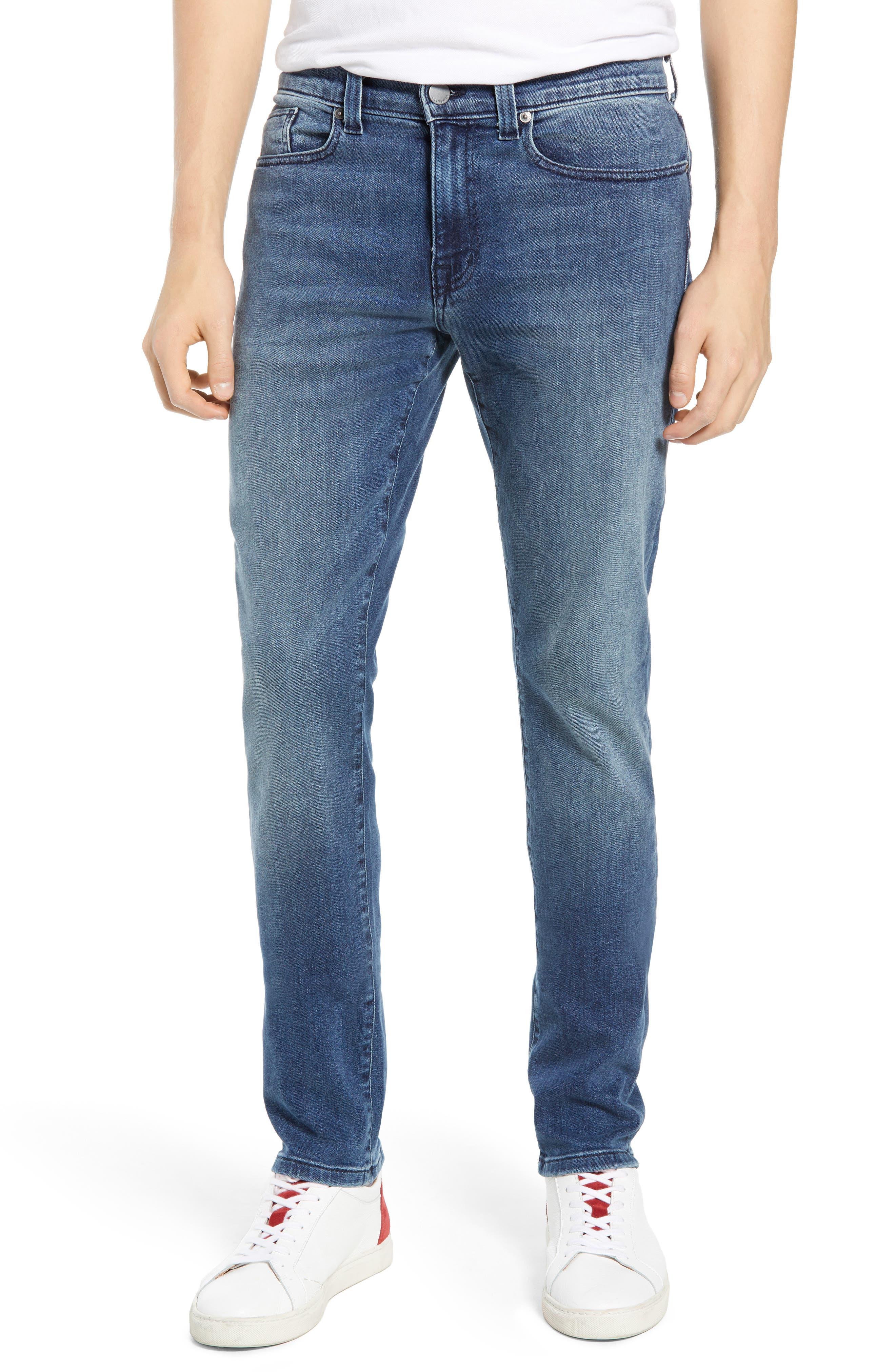 Torino Slim Fit Jeans,                             Main thumbnail 1, color,                             EMPIRE BLUE
