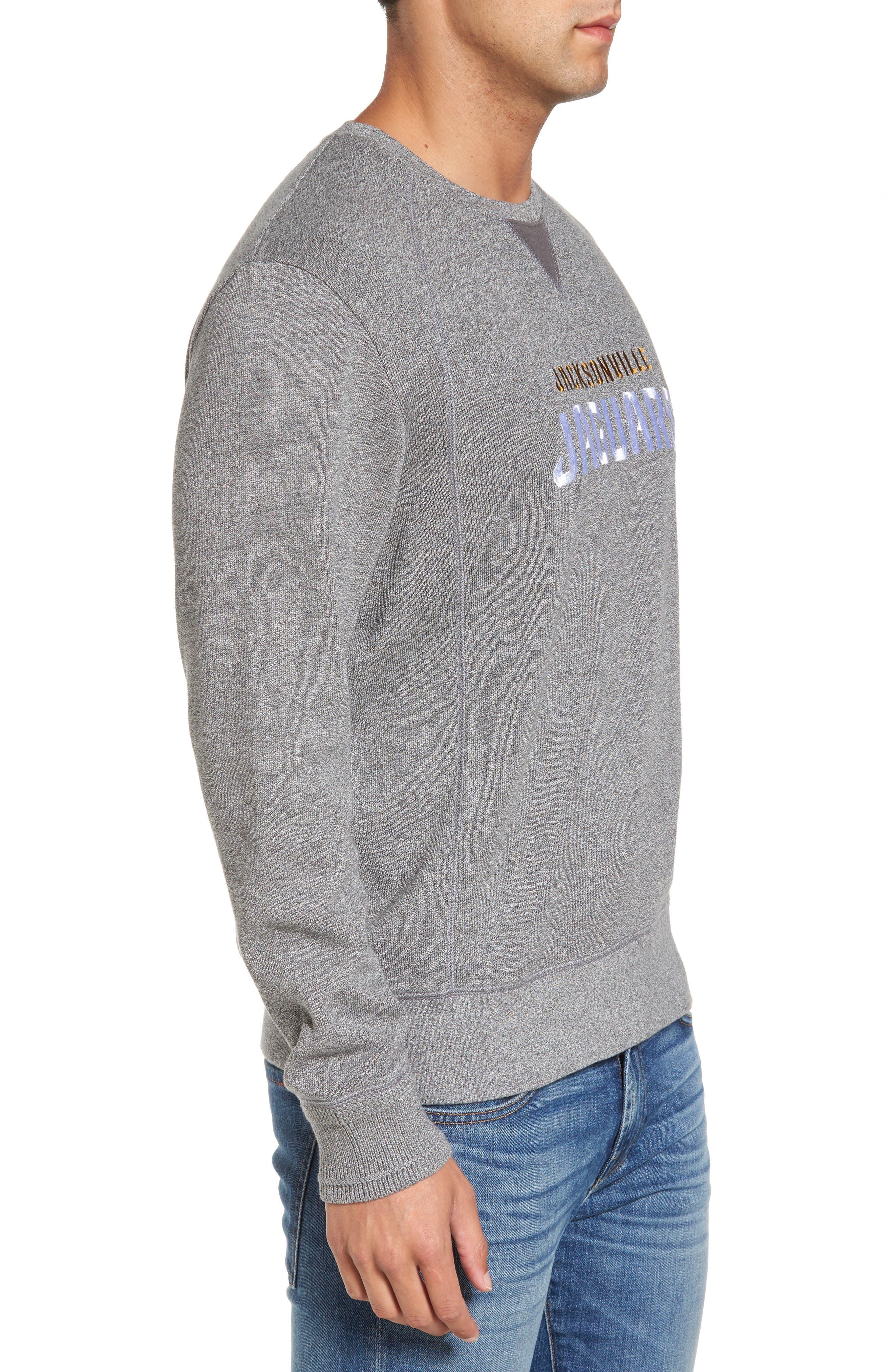 NFL Stitch of Liberty Embroidered Crewneck Sweatshirt,                             Alternate thumbnail 78, color,