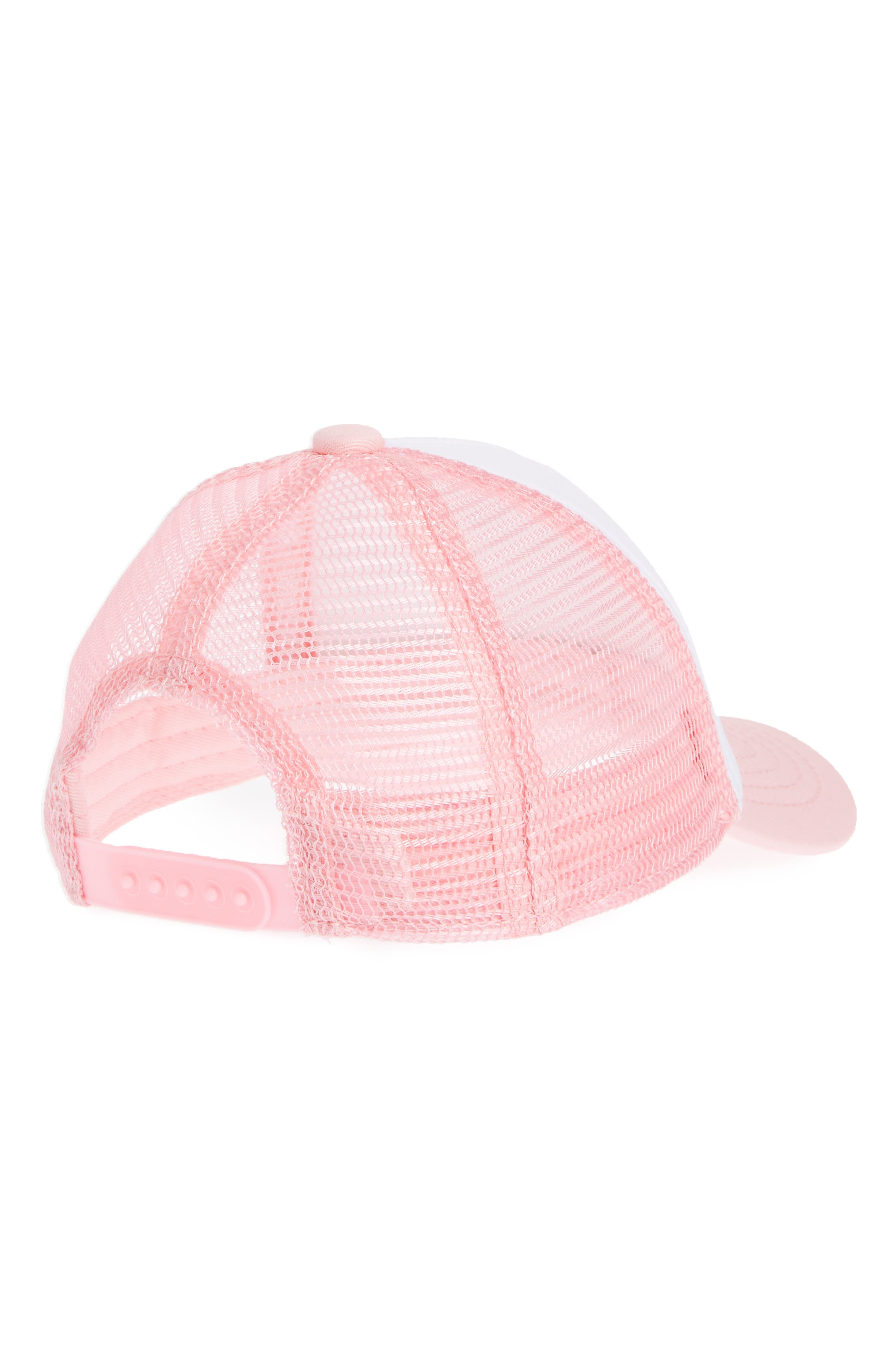 Trucker Hat,                             Alternate thumbnail 2, color,                             BUSIN DAISY