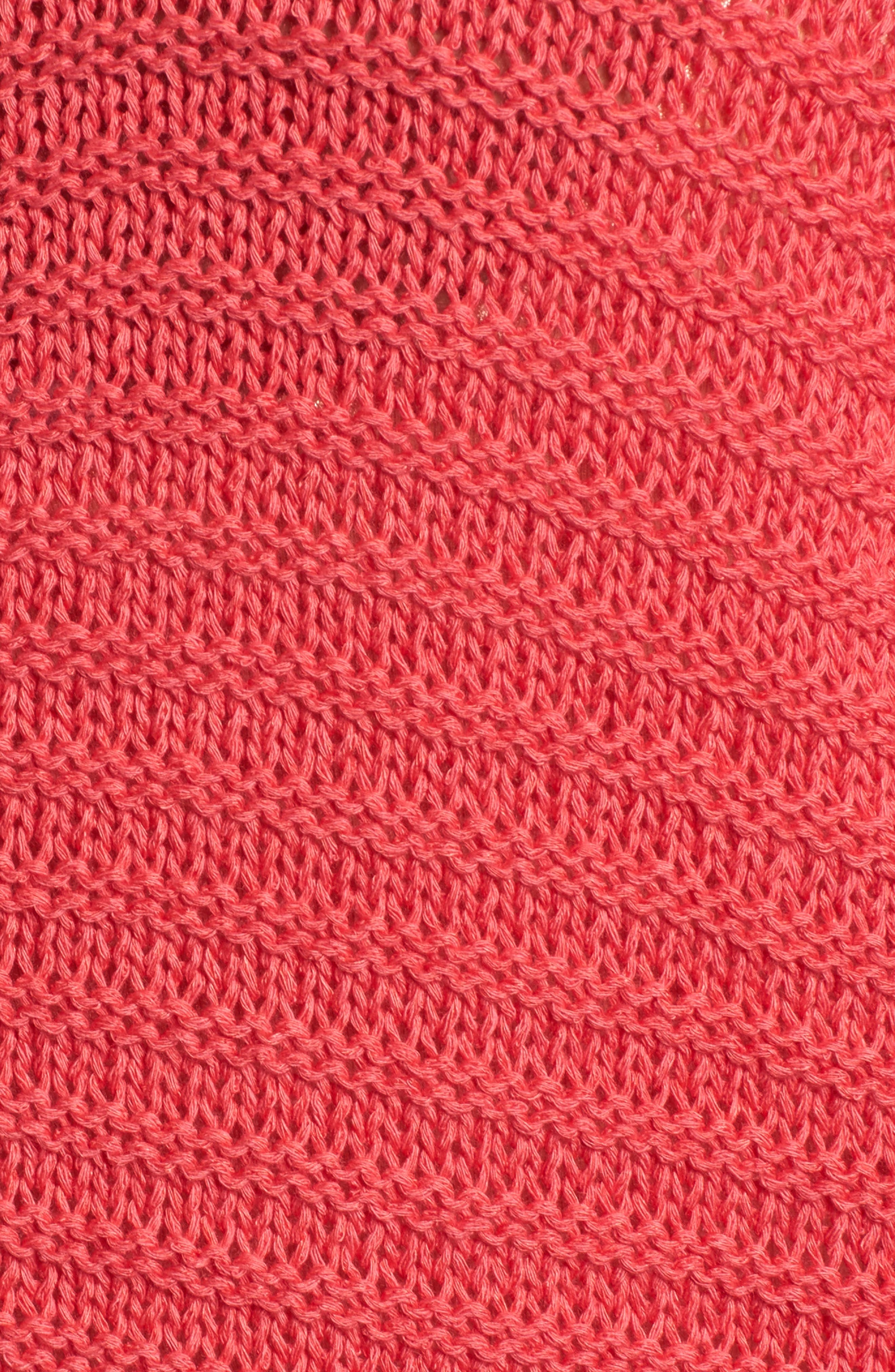 Cuffed Sleeve Sweater,                             Alternate thumbnail 18, color,