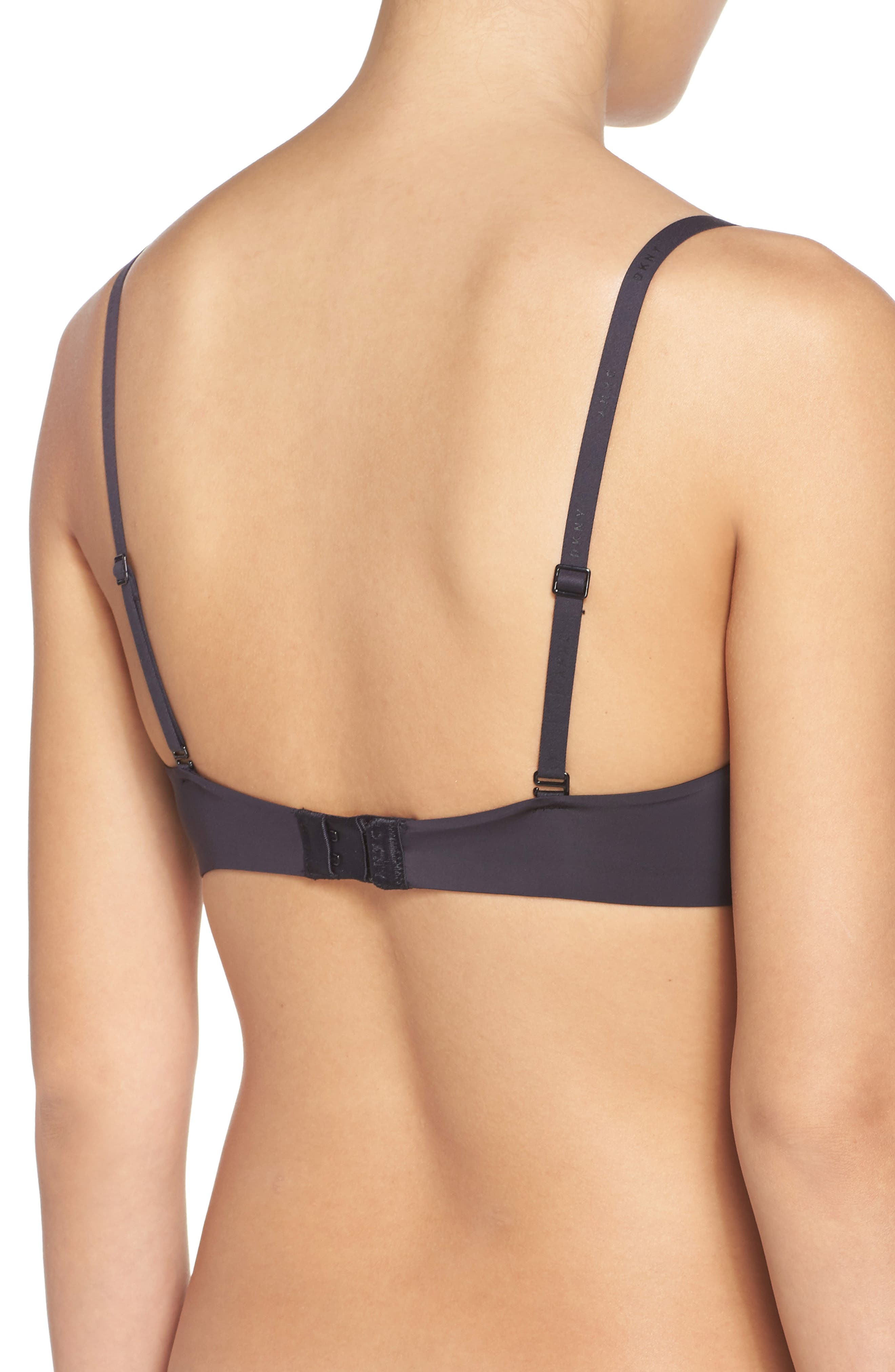 Wirefree Bralette,                             Alternate thumbnail 2, color,                             001