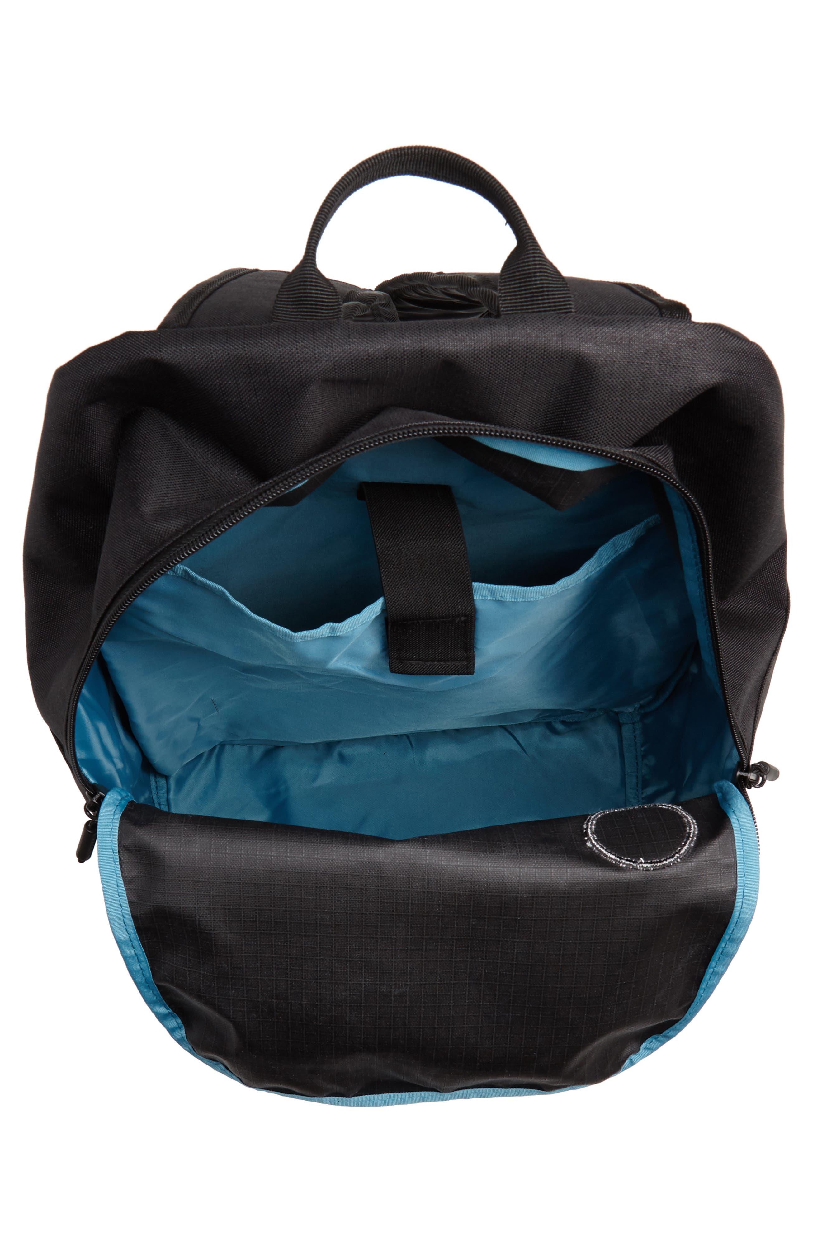 Transfer Backpack,                             Alternate thumbnail 4, color,                             BLACK