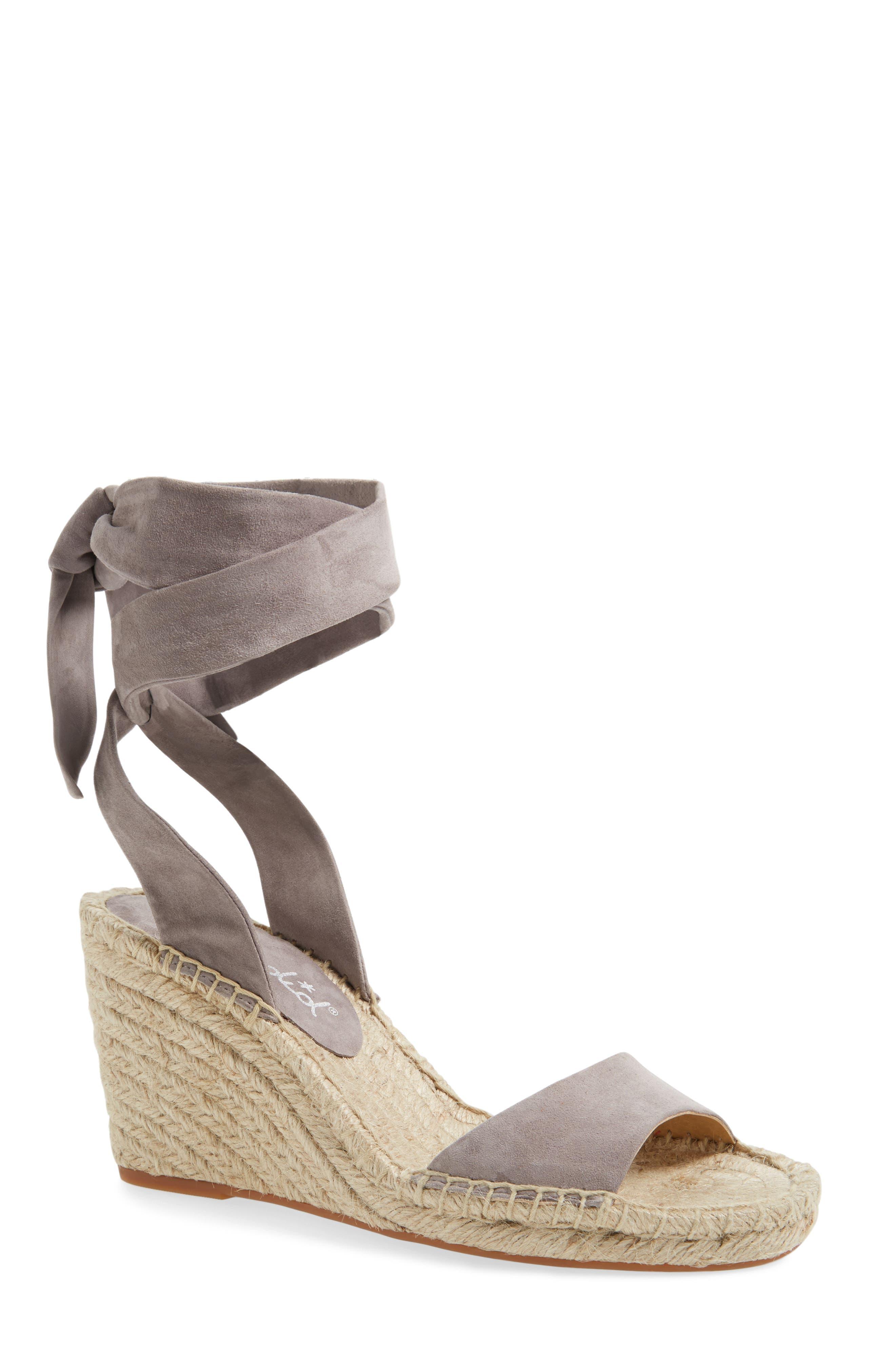 Joelle Ankle Tie Espadrille, Main, color, 053