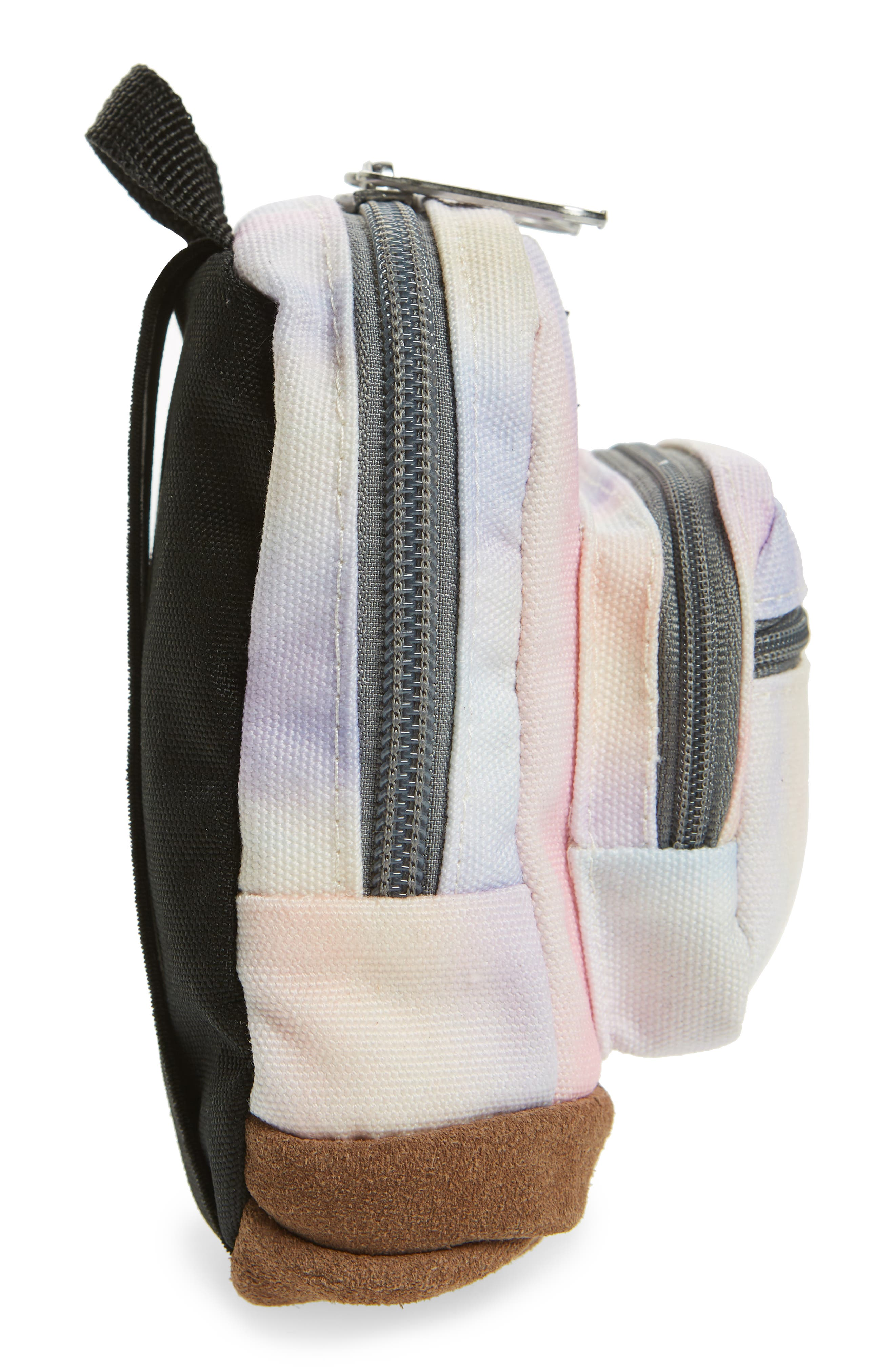 Right Pouch Mini Backpack,                             Alternate thumbnail 5, color,                             SUNKISSED PASTEL