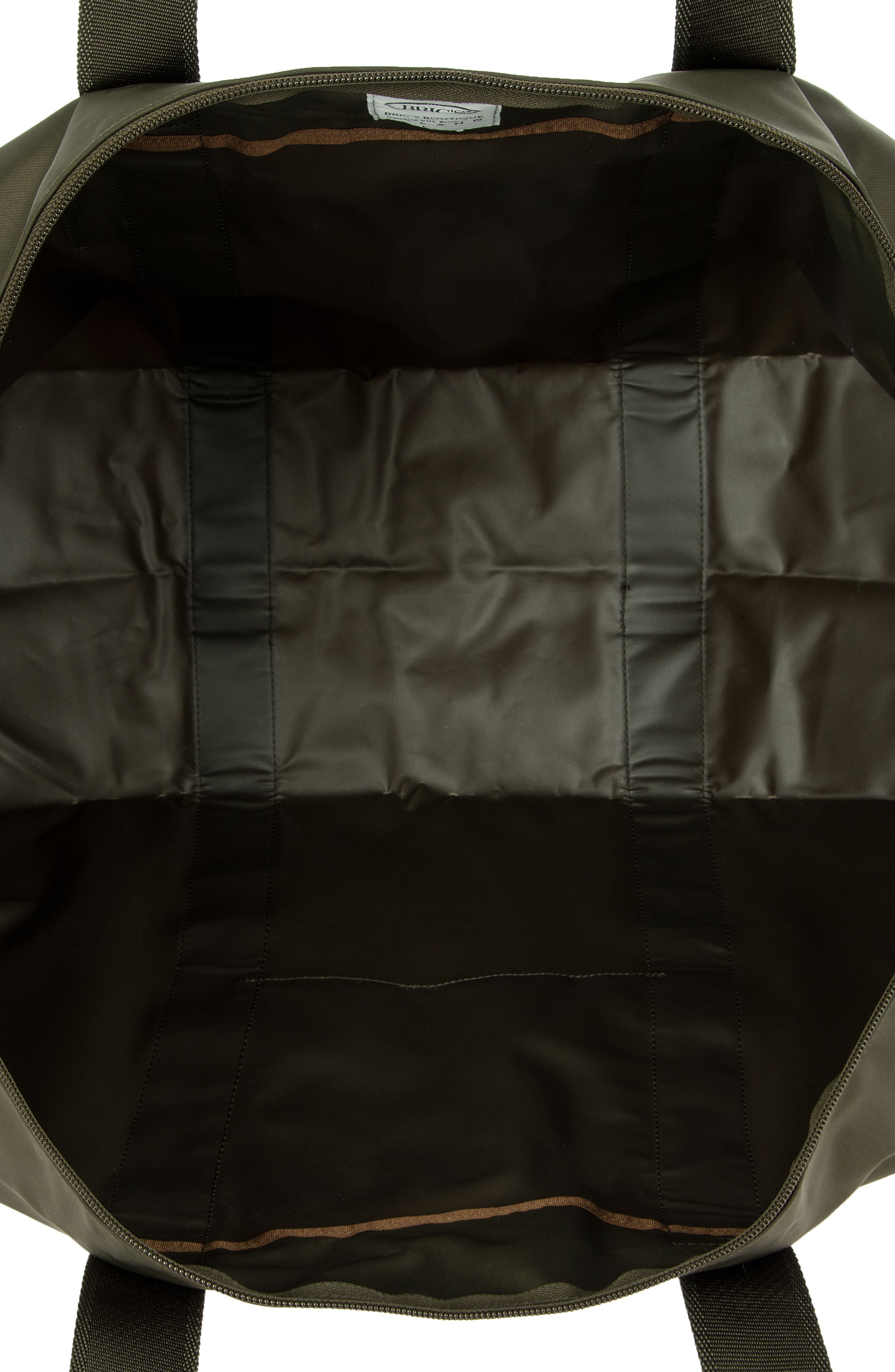 X-Bag 22-Inch Folding Duffel Bag,                             Alternate thumbnail 3, color,                             OLIVE